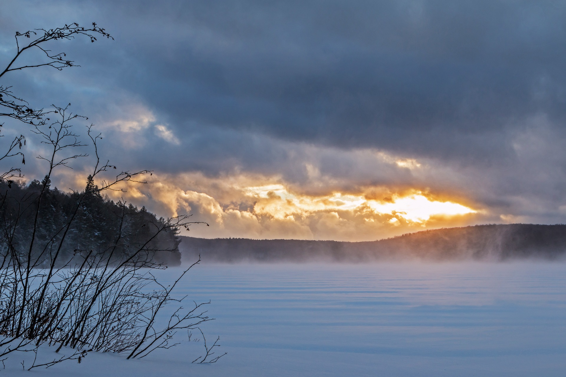 Winter by Steve Dunsford