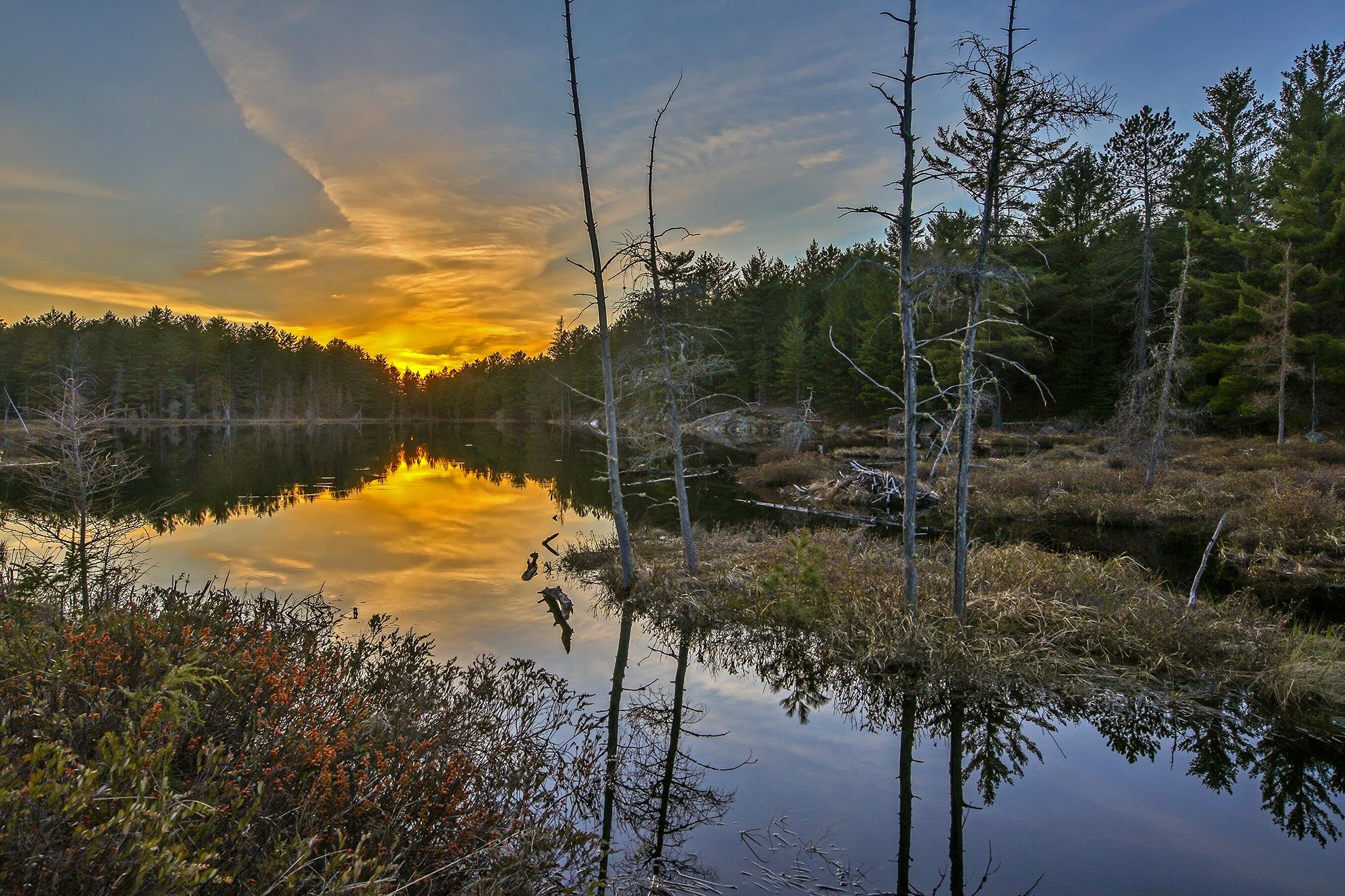 Eos Lake by Steve Dunsford