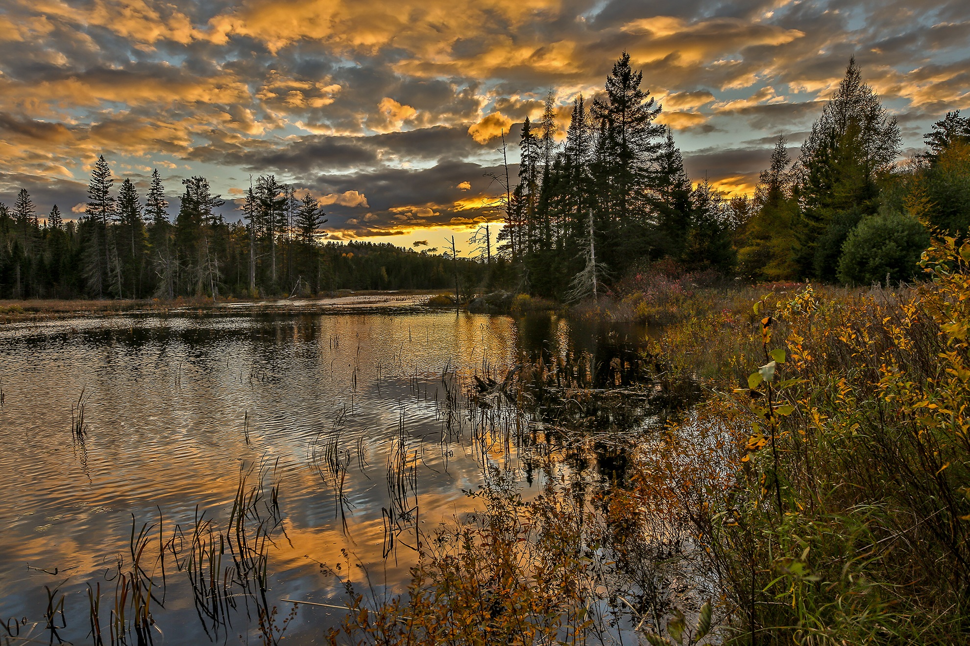 After Sunset by Steve Dunsford