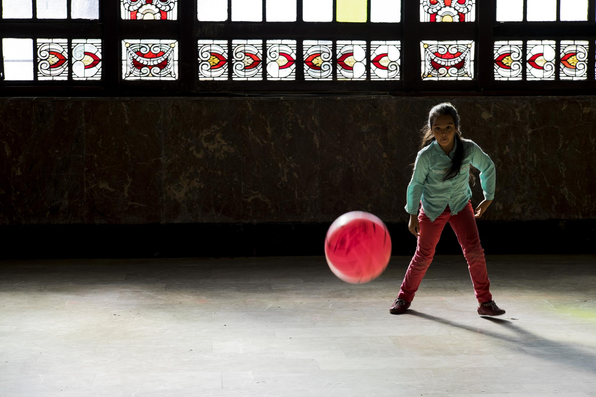 Children by Zafer Ergen