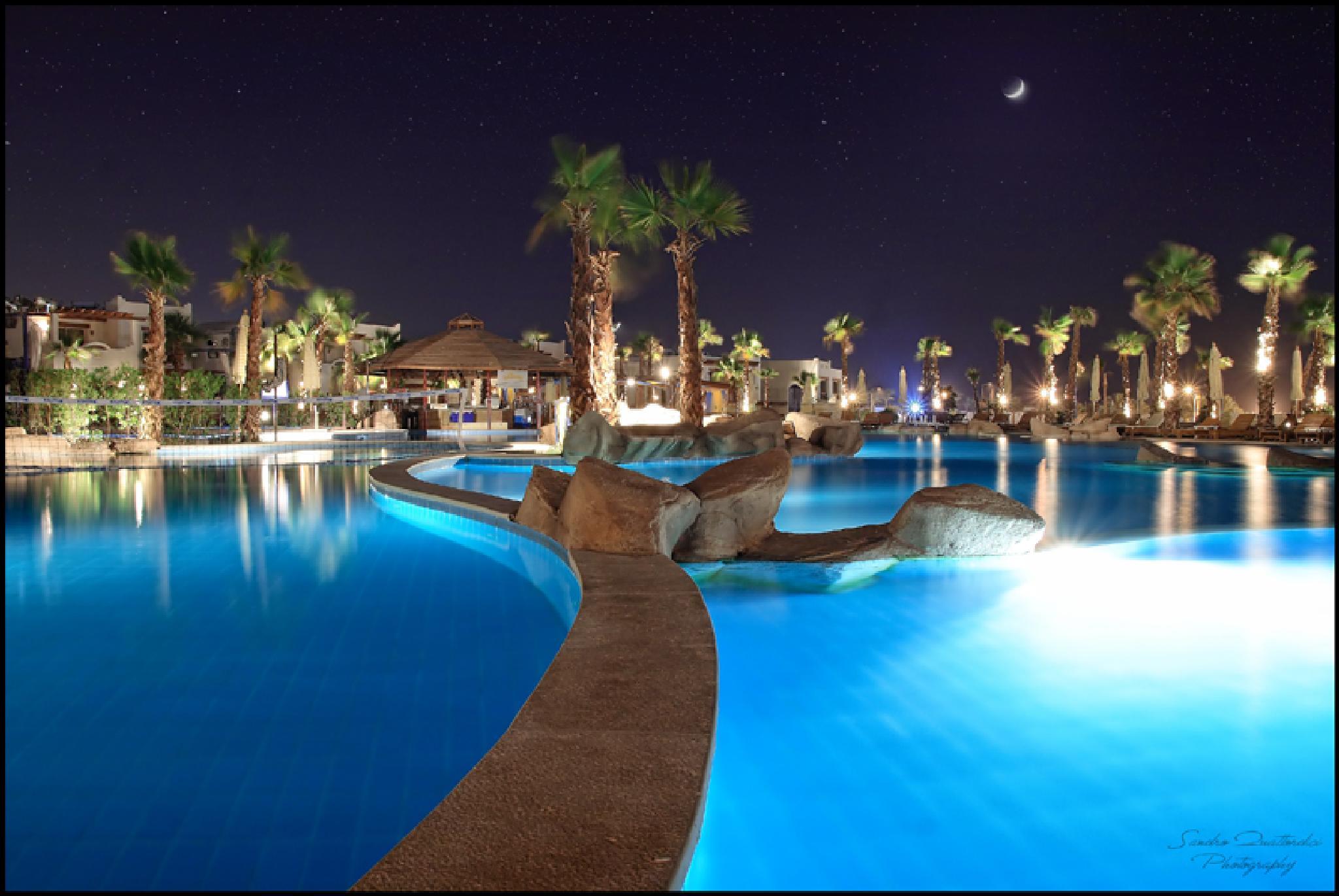 Dreaming Pool by Sandro Quattordici
