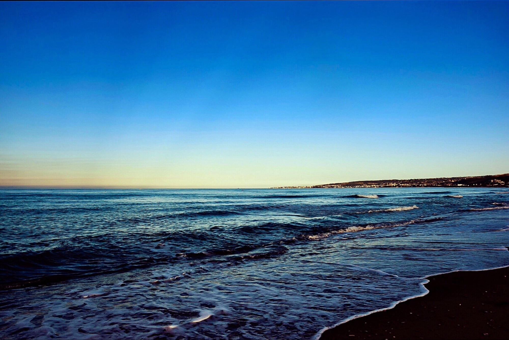 My sea  by Diana