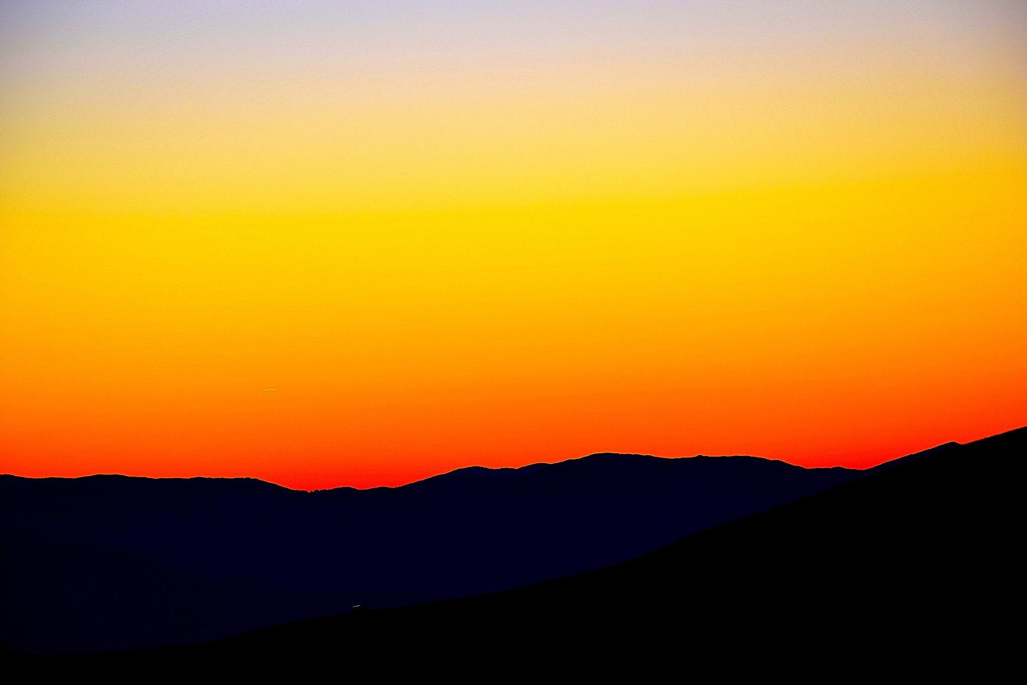 A color sky  by Diana