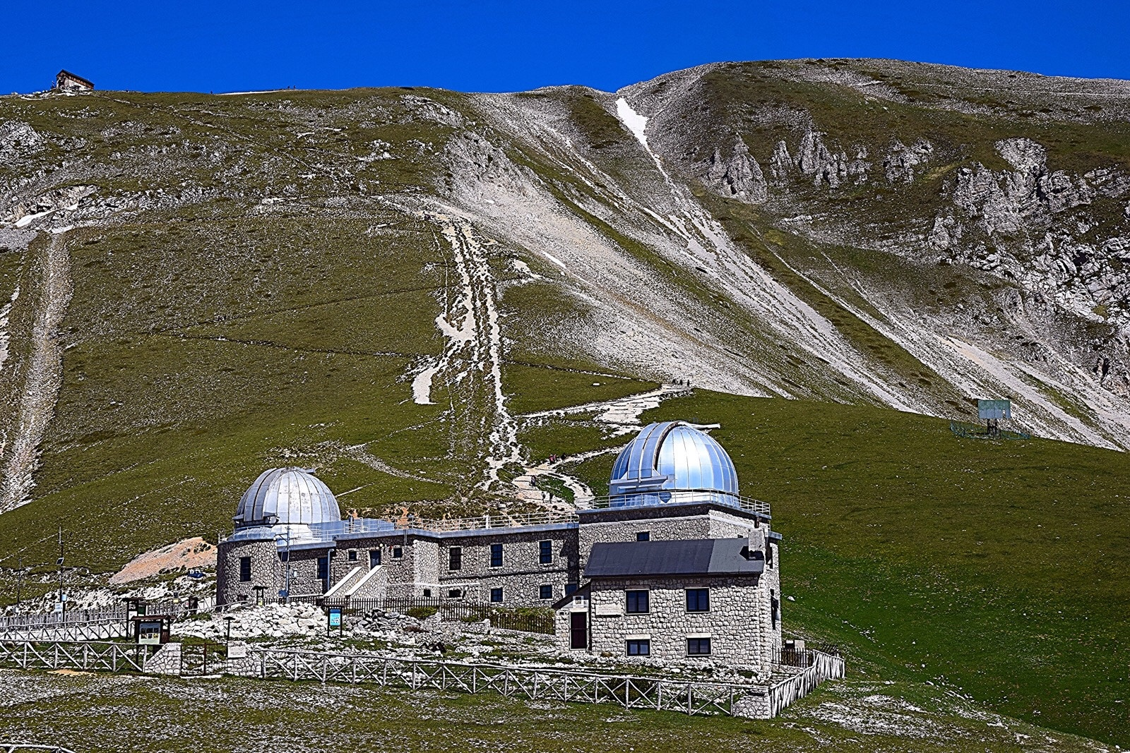 Astronomical Observatory by Diana