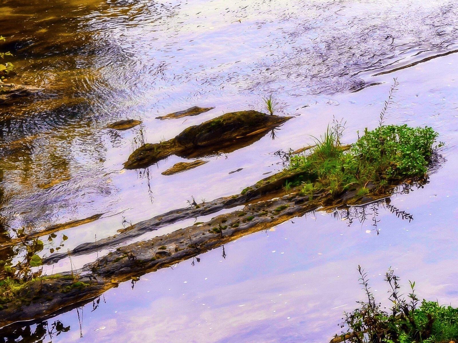 River fantasies by Diana