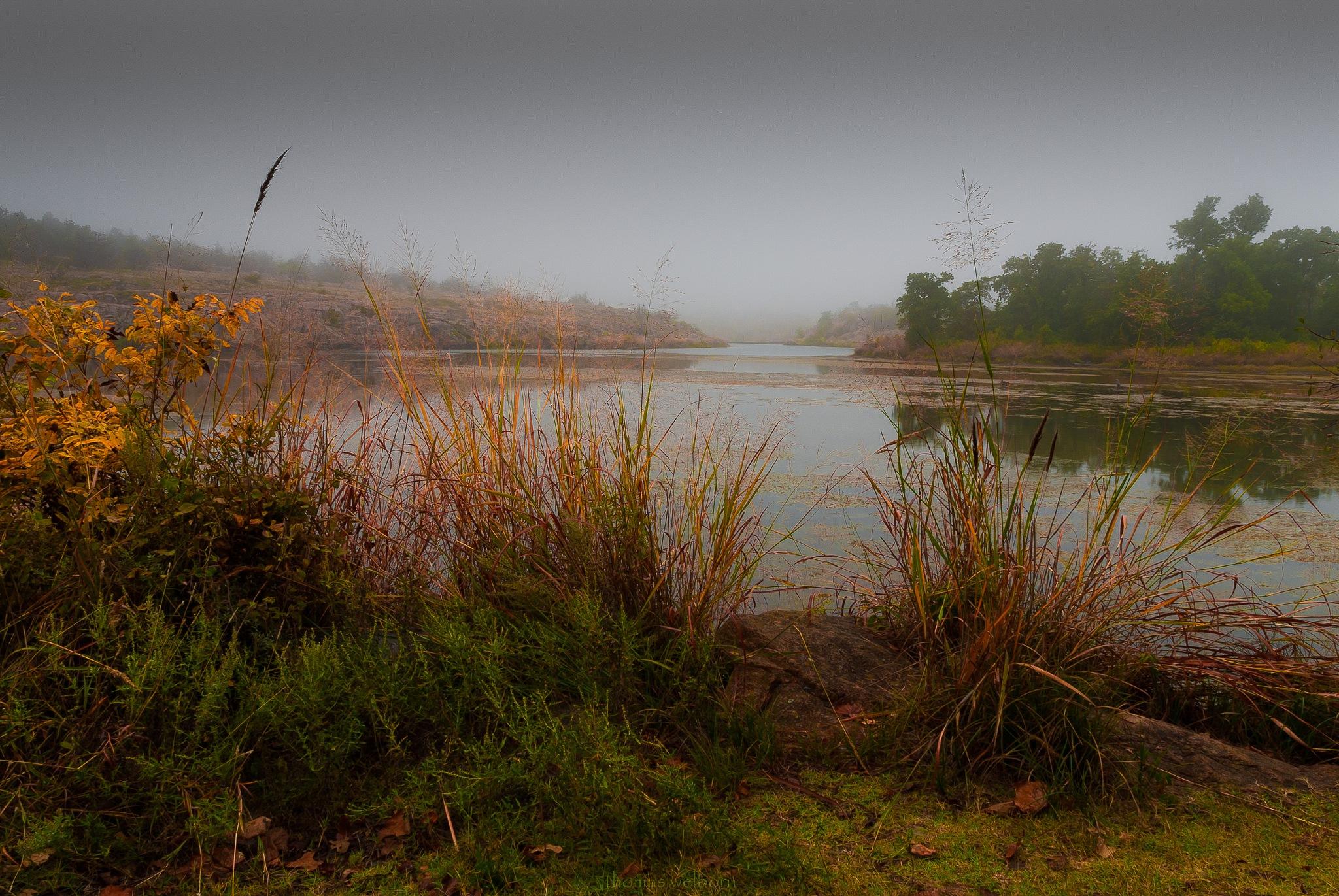 Lost Lake by Thomas Welborn