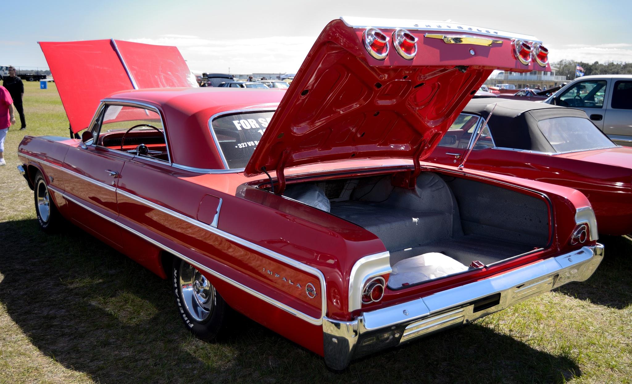 Classic Impala by Joe Bike