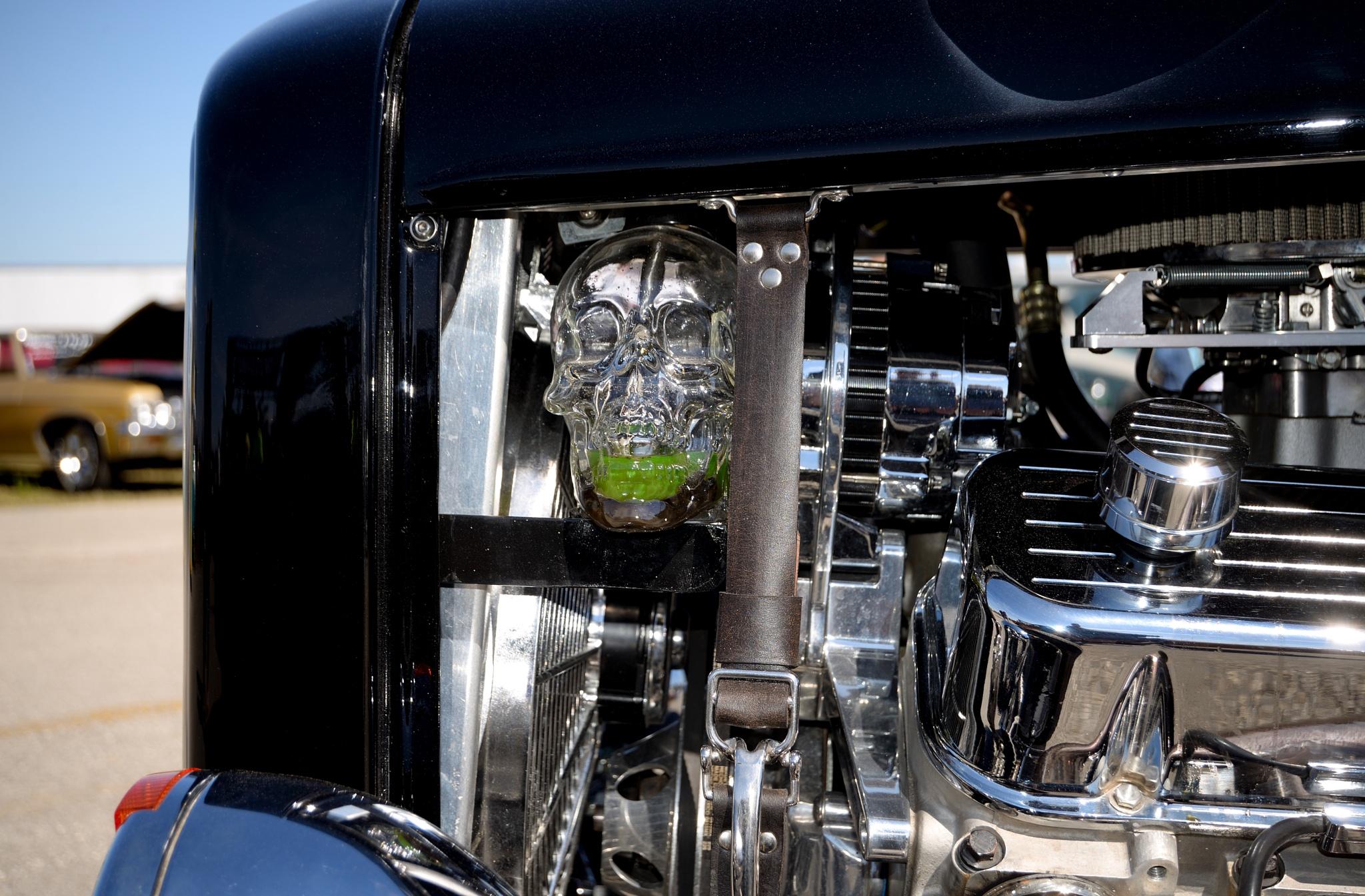 Evil Engine by Joe Bike