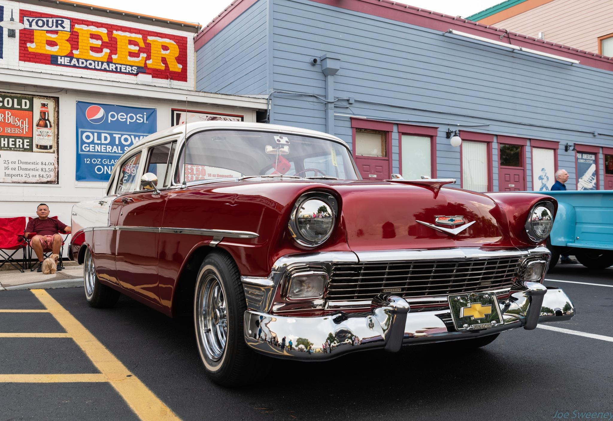 Old Town Car Show by Joe Bike