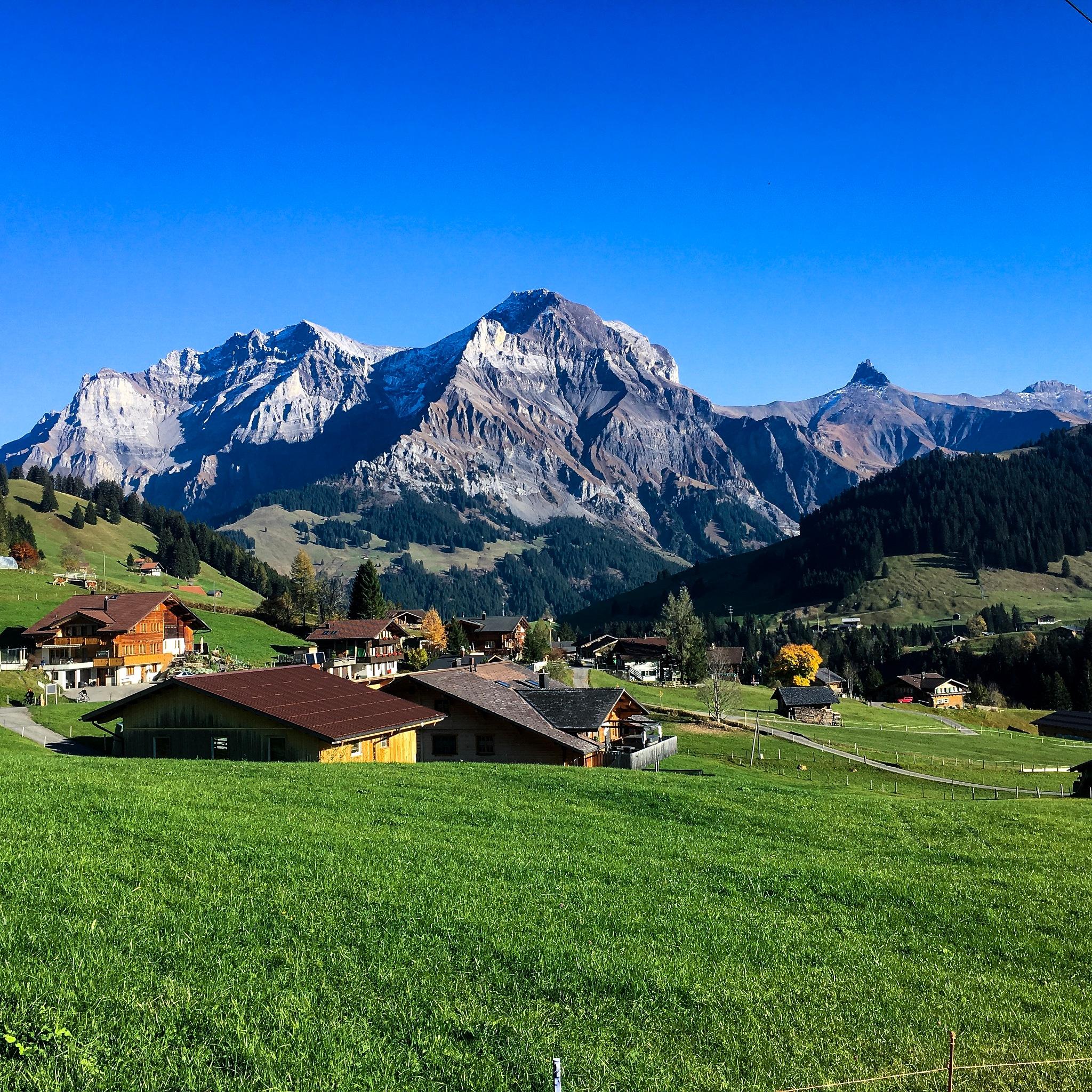Adelboden  Oberland Bernese by Emilio Rizzo