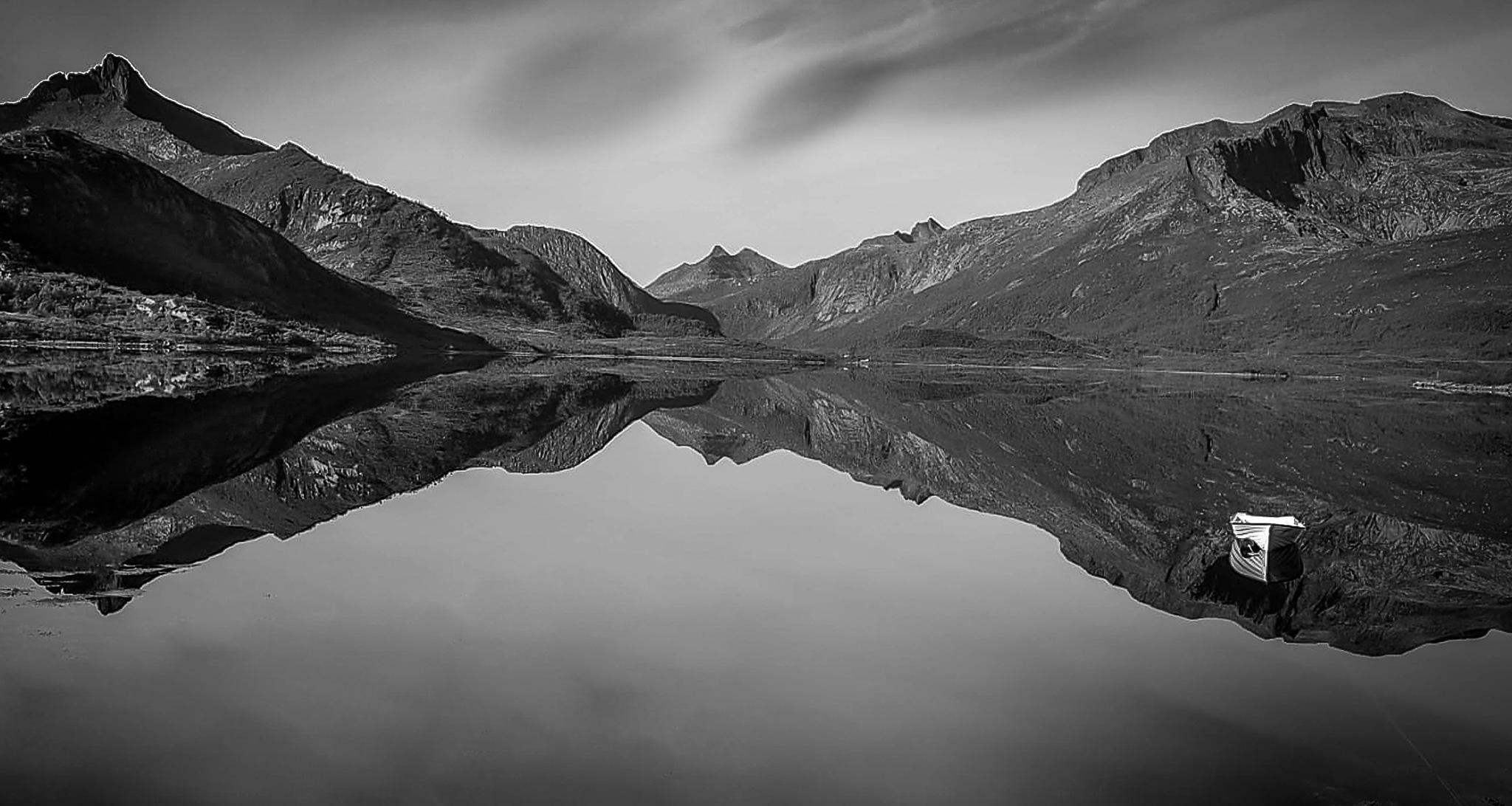 Landscape  by Emilio Rizzo