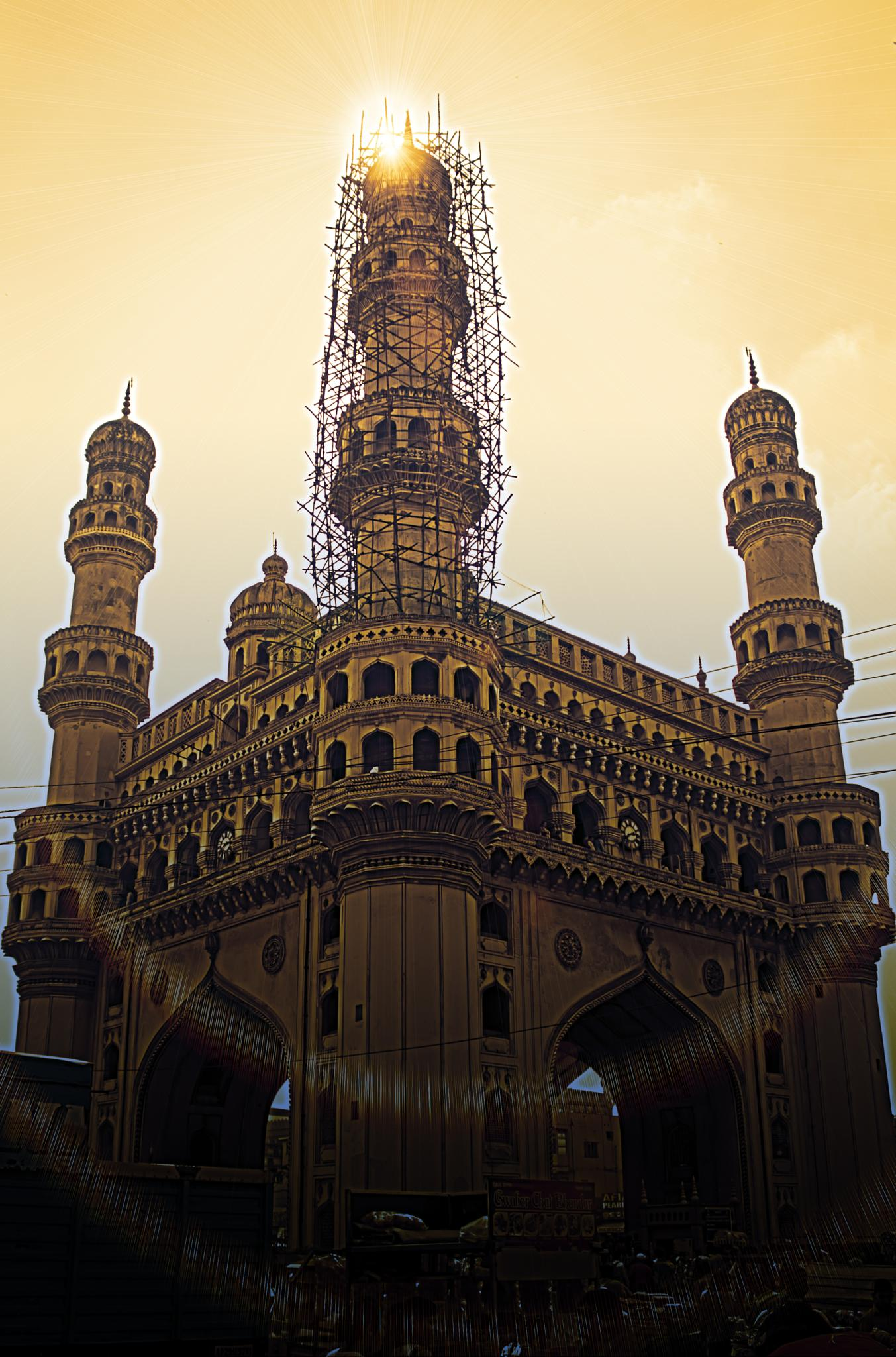 Charminar by Sri Captures