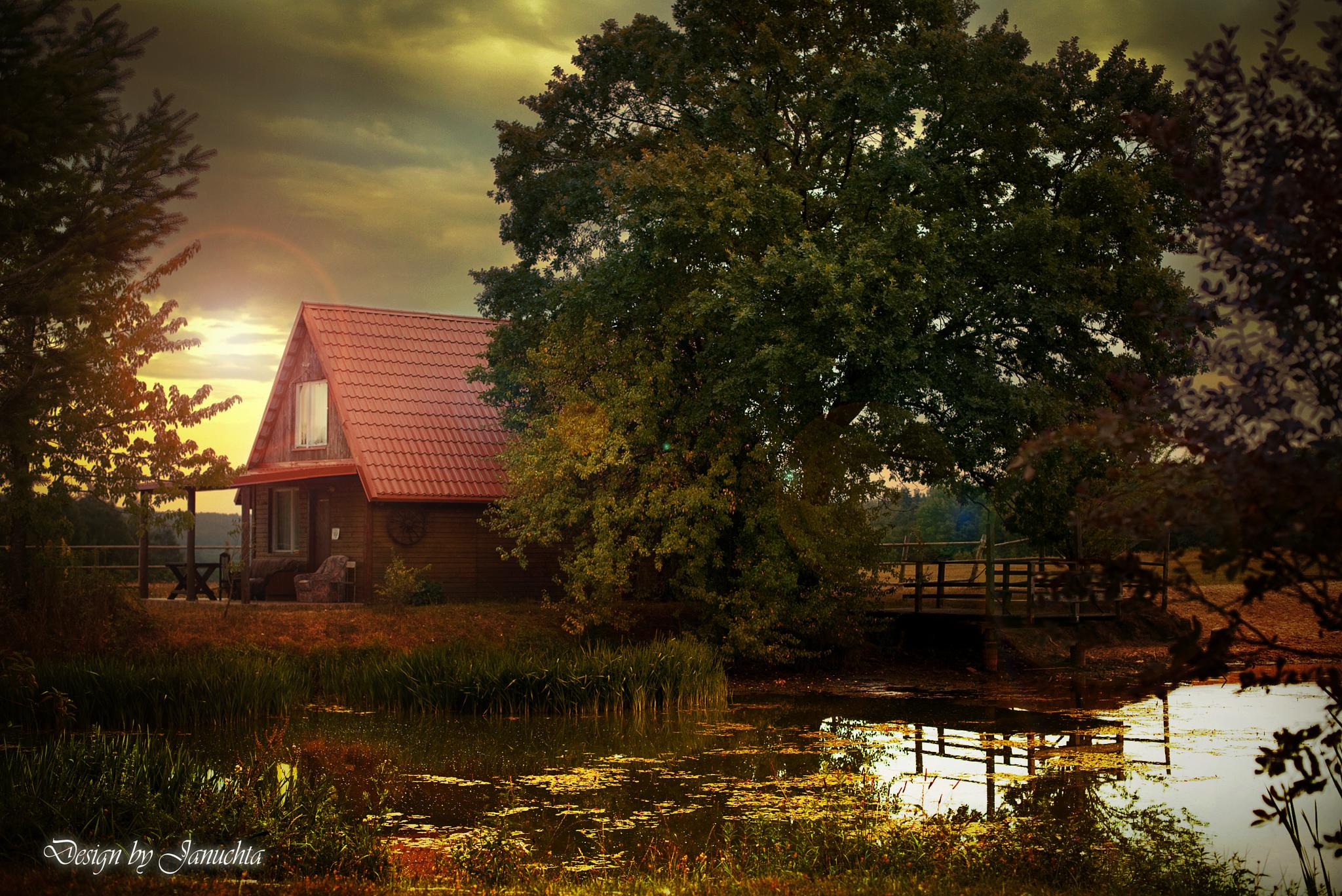 Photo in Landscape #januchta #fotografia januchta #design by januchta #fotograf lębork #chatka puchatka