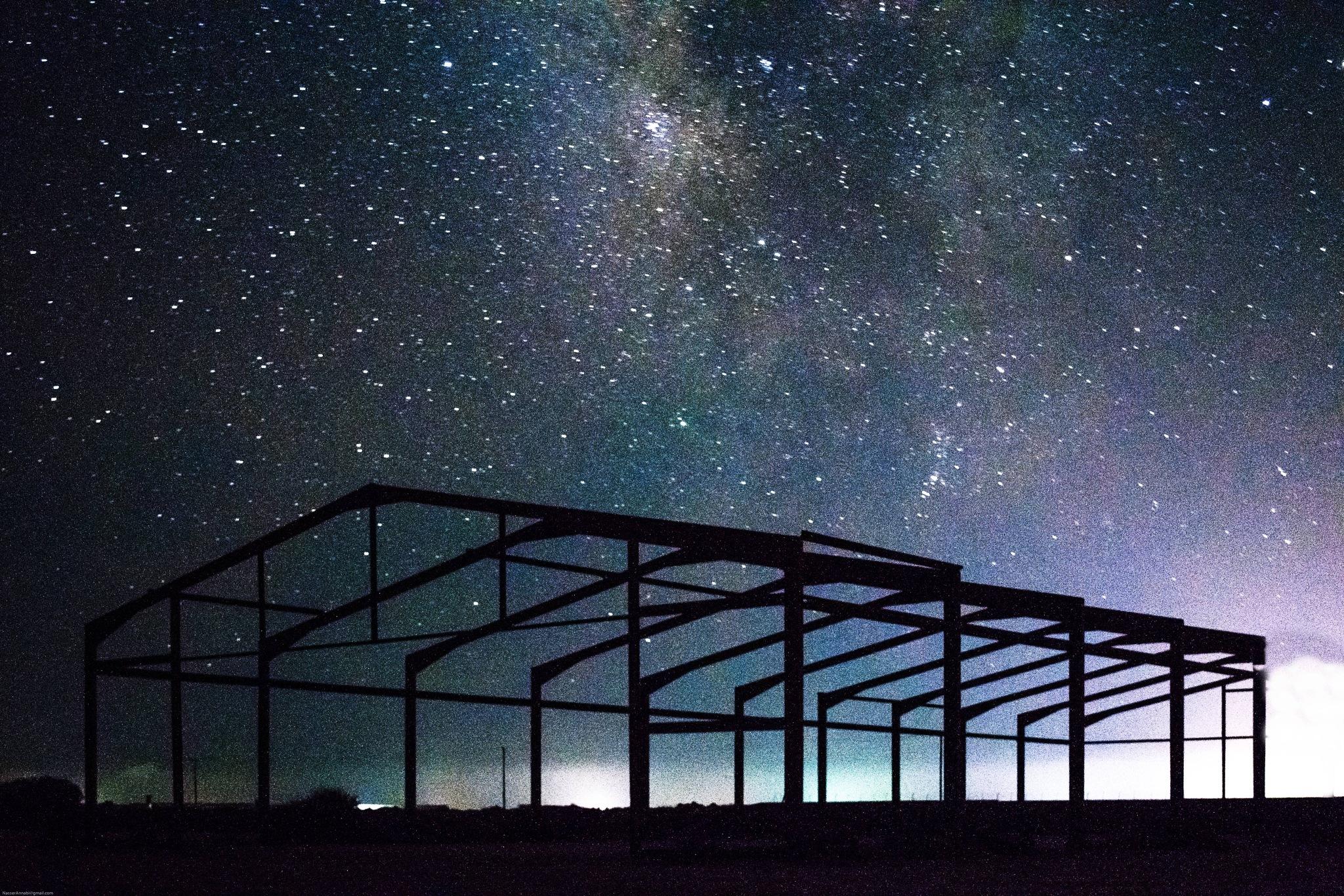 ليل ونجوم by Nasser al Annabi