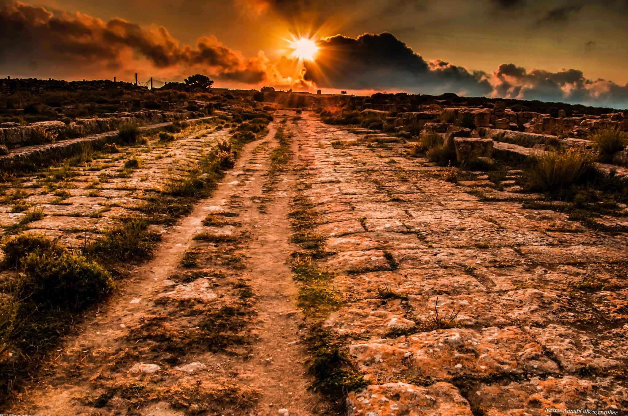 طريق الشمس by Nasser al Annabi