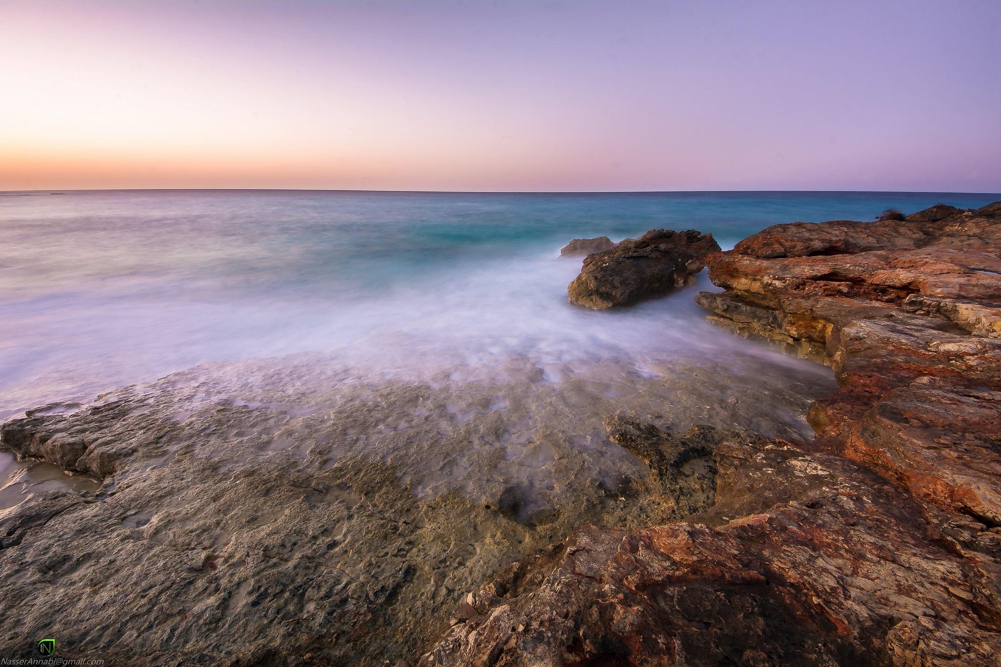 الوان البحر 13 by Nasser al Annabi