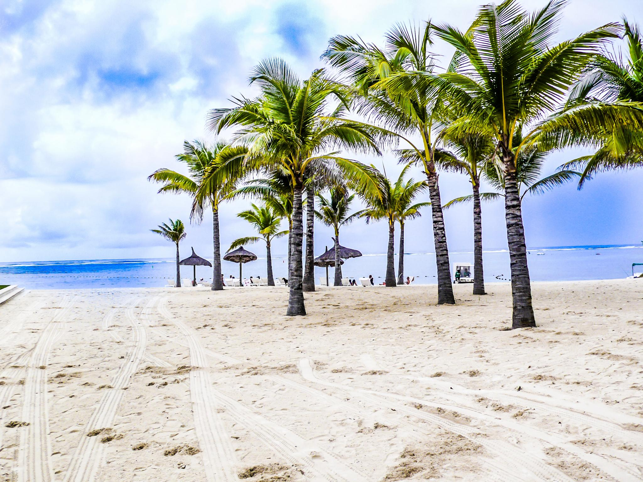 Mauritius beach by JanetFernandes