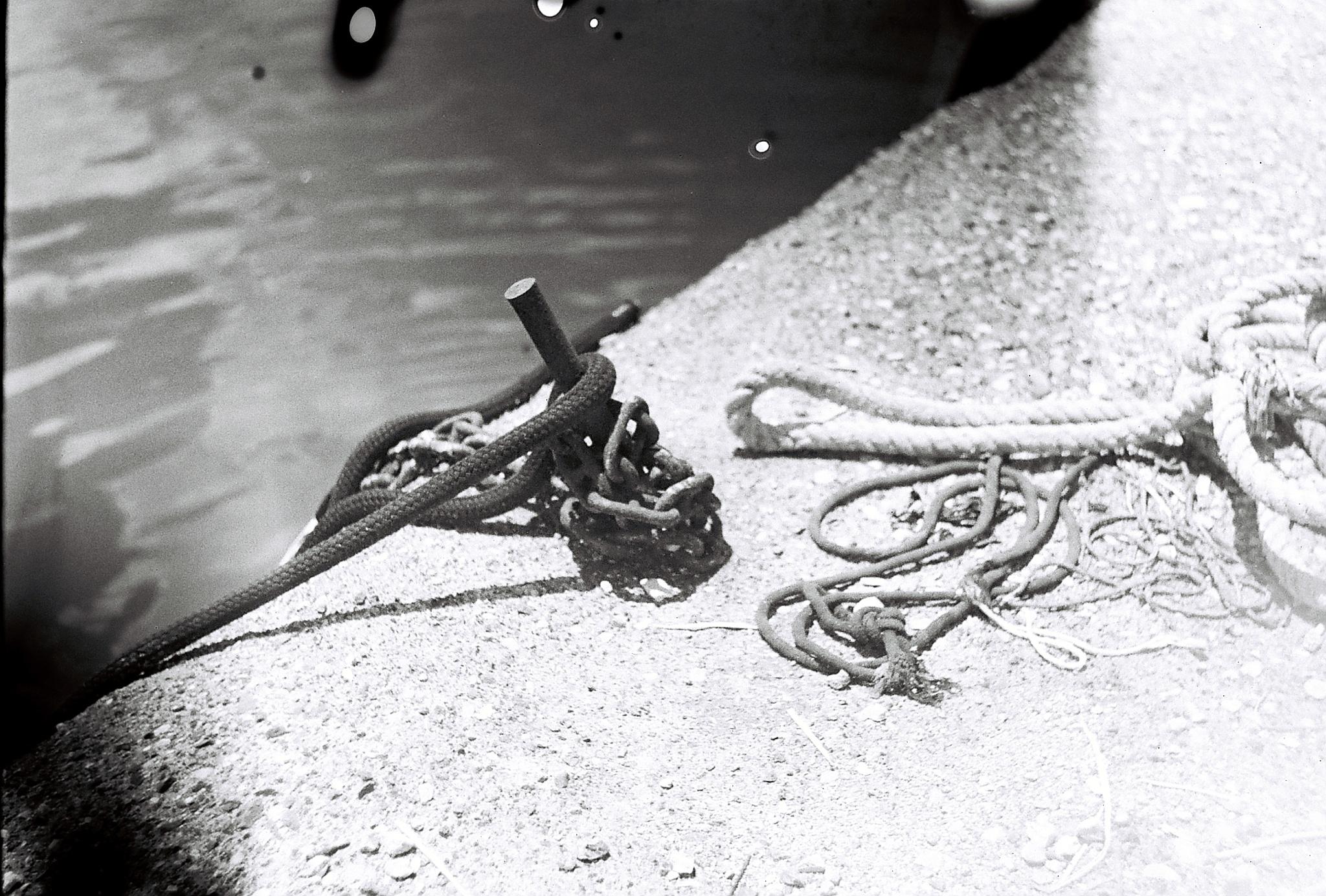 Ropes by  Sotiris Hartzavalos