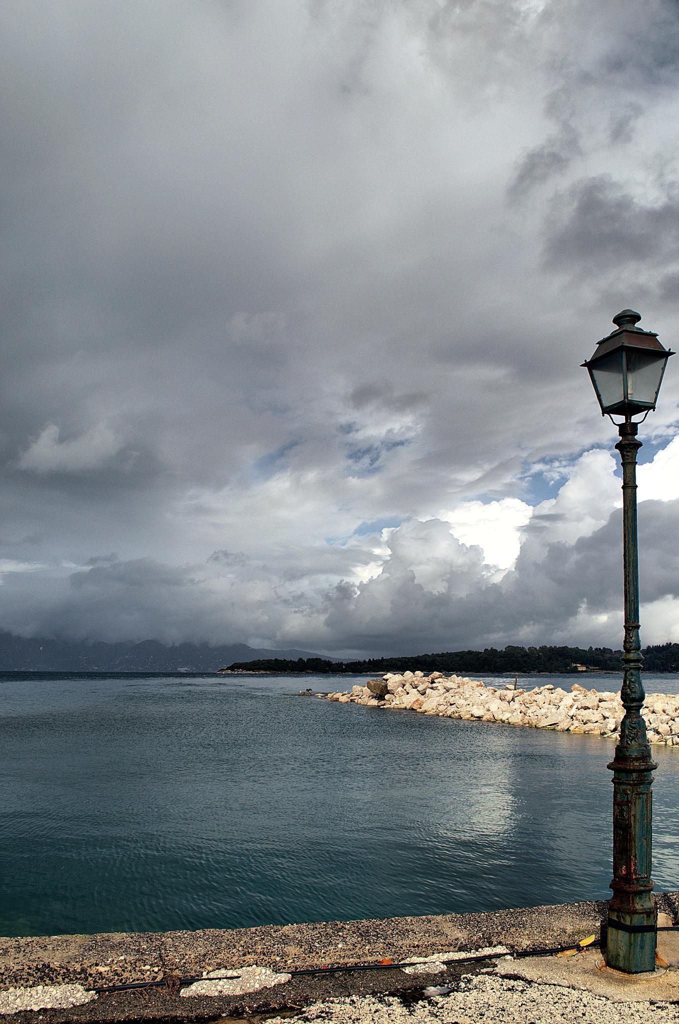 After the rain by  Sotiris Hartzavalos