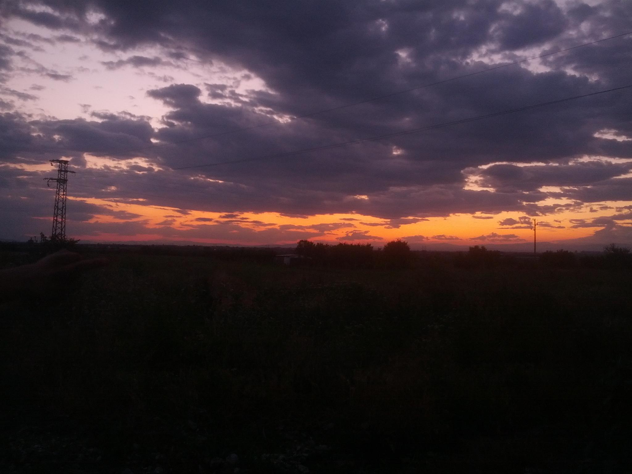 Another sunset  by George Georgiev Bozhinov