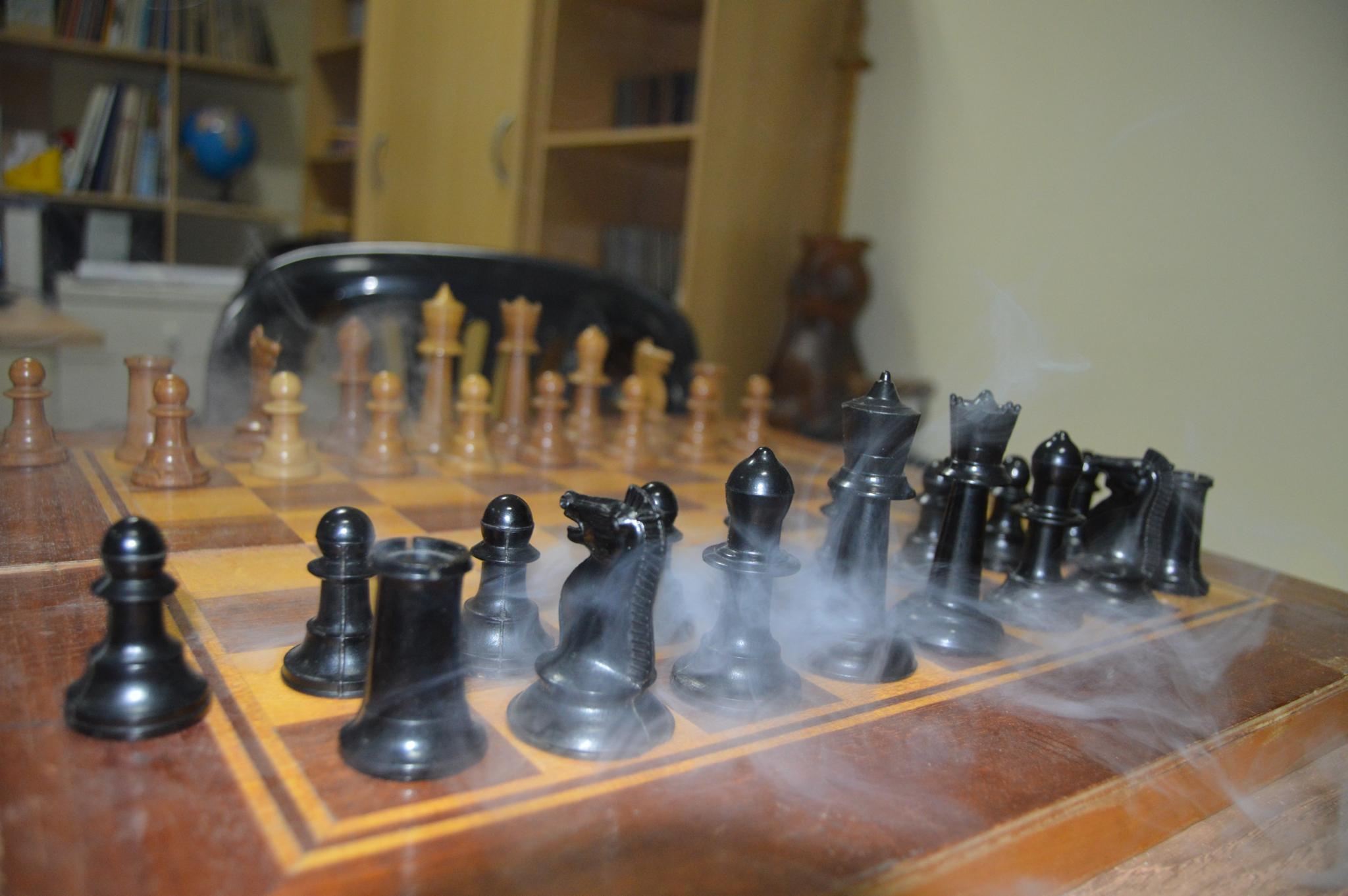 Chess by George Georgiev Bozhinov