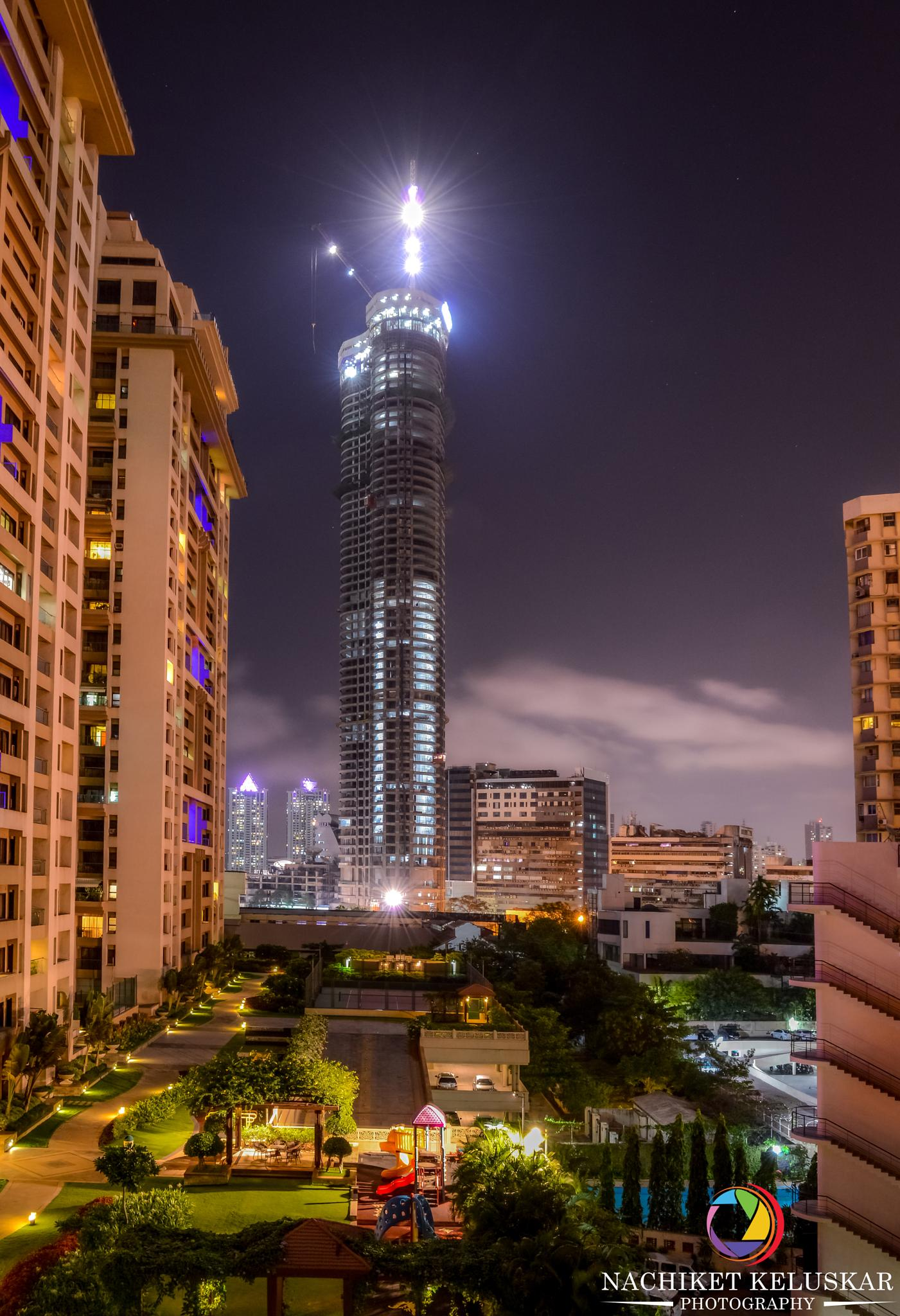 THE WORLD TOWER, MUMBAI by Nachiket Keluskar