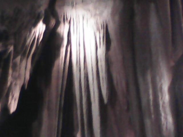 Shenandoah caverns. by Michelle