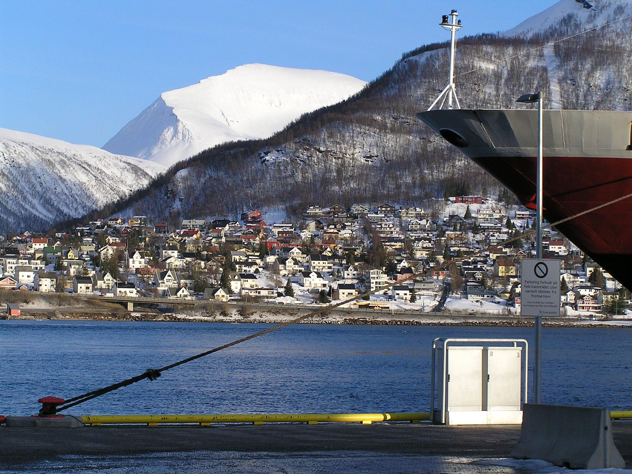 Tromsø by Tenzin Palden