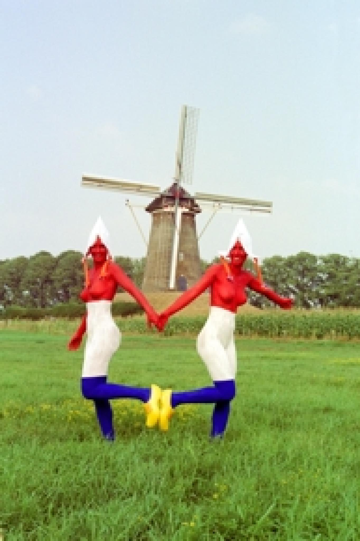 Double Dutch by Amit Bar