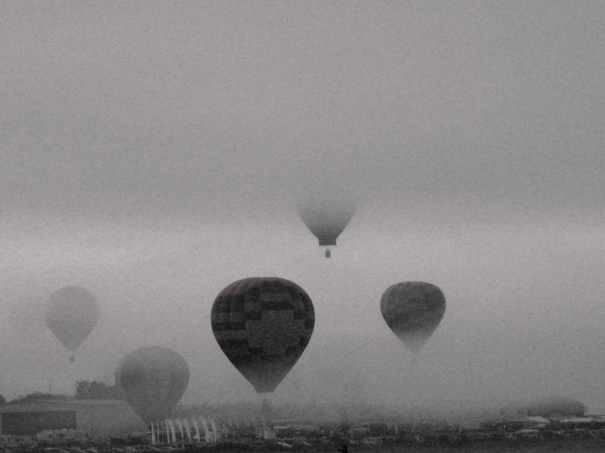 Balloons by kkaine