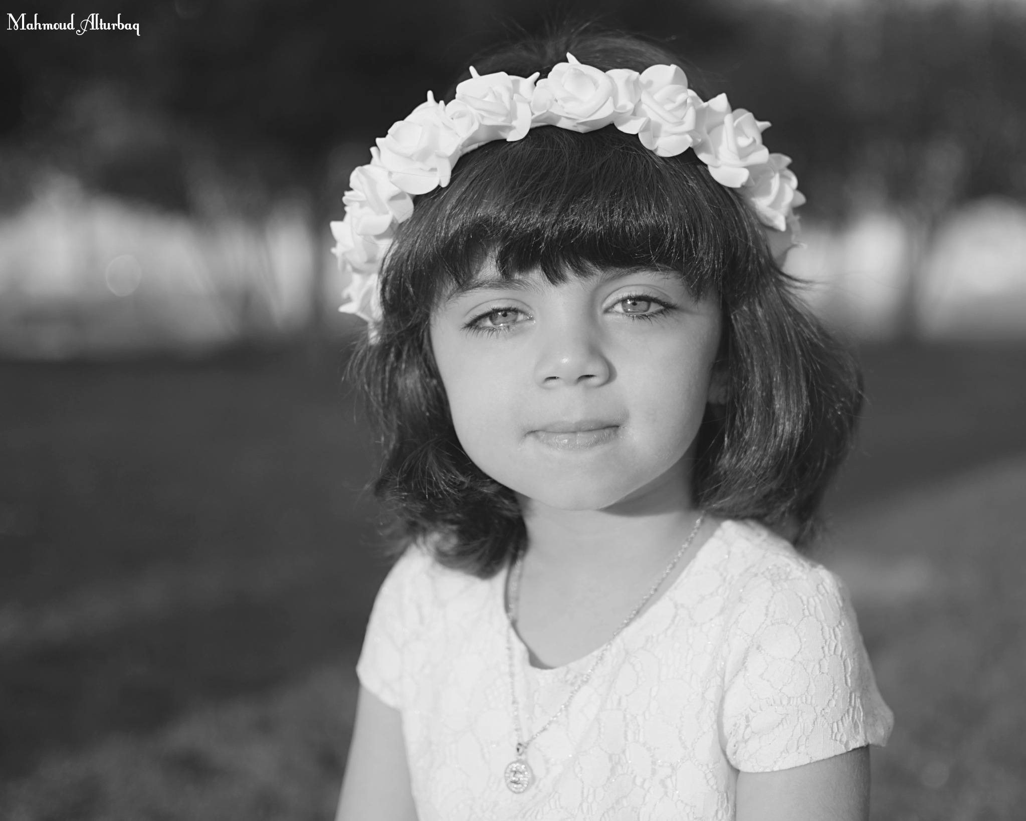 My little princess  by Mahmoud Alturbaq