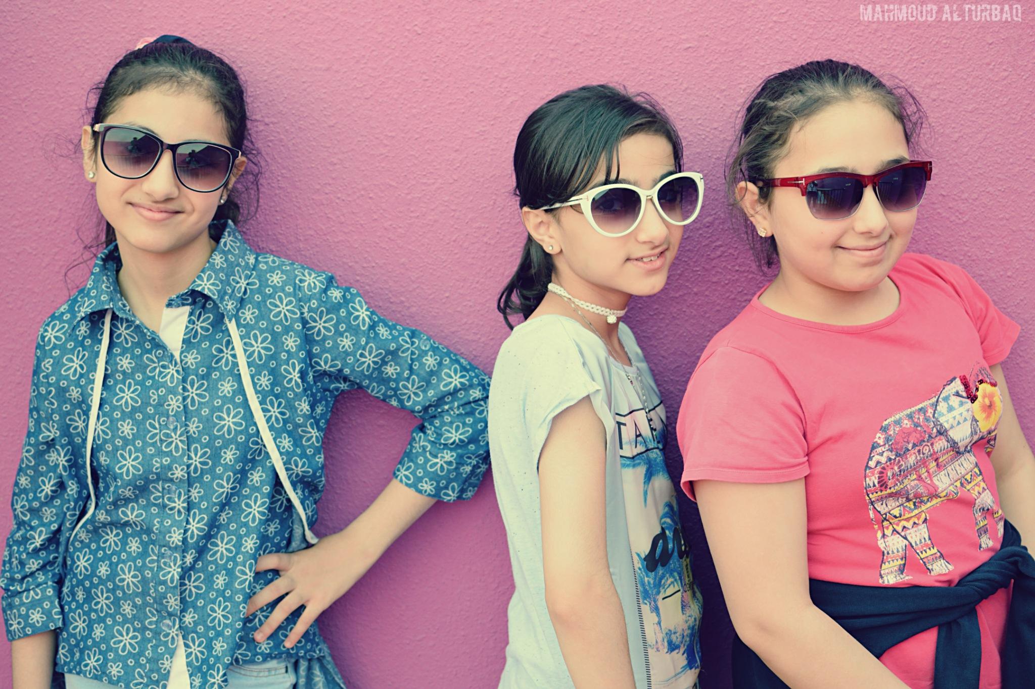 little models  by Mahmoud Alturbaq