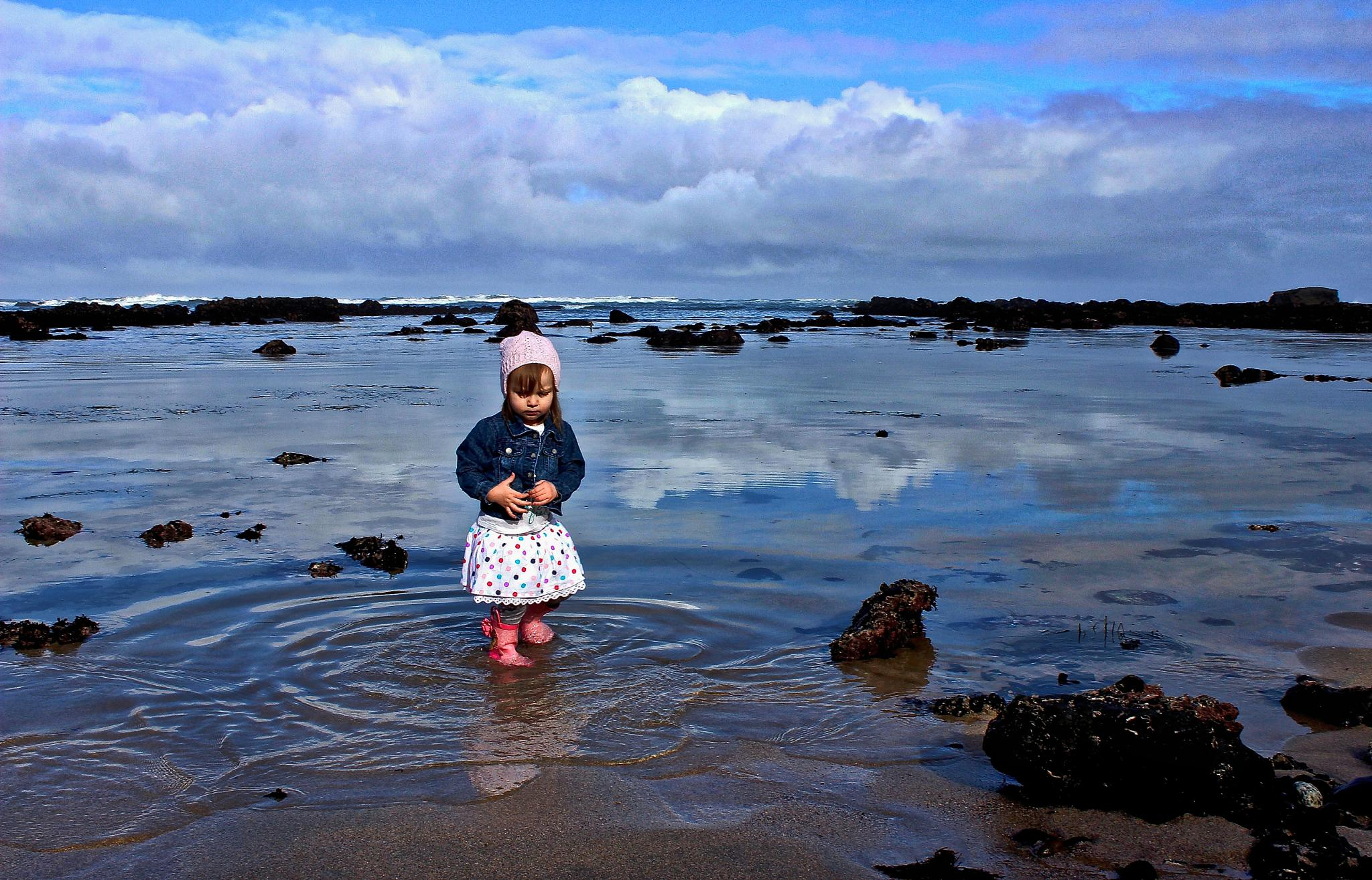 Littlest Adventurer by Savannah Pavo Real