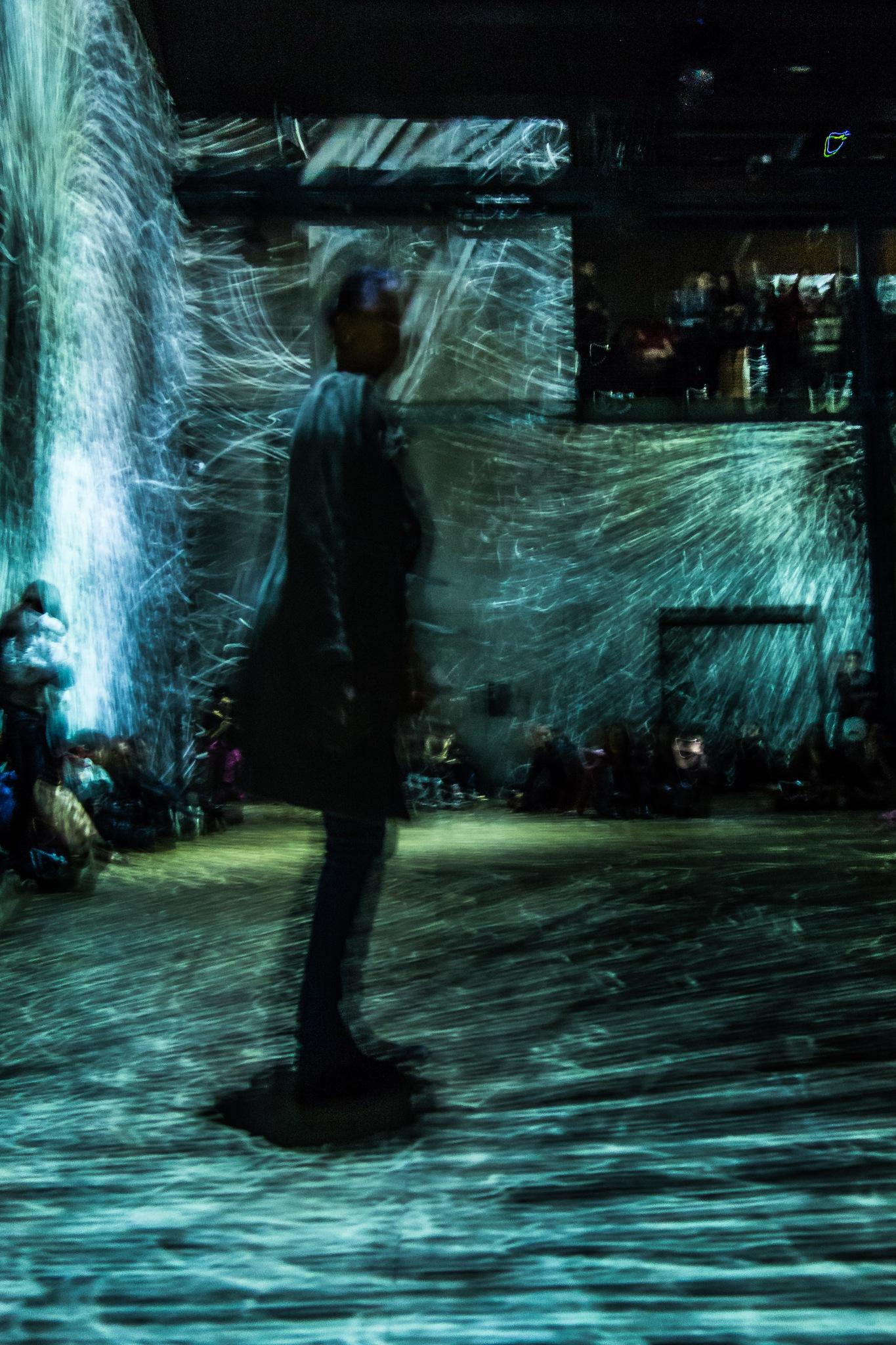 Electronic flow by Hervé Samson