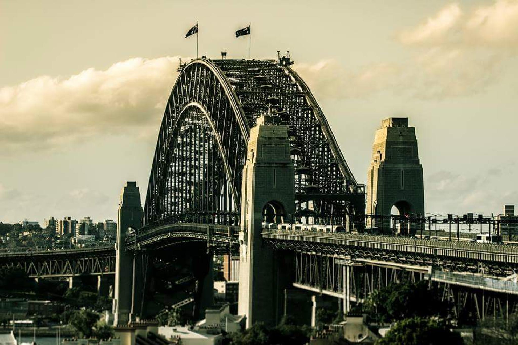 The Bridge. by Brendan Ryan