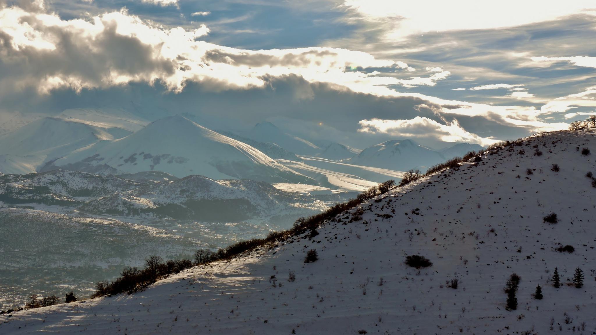 Erciyes Dağı,Kayseri,Turkey by Zekeriya