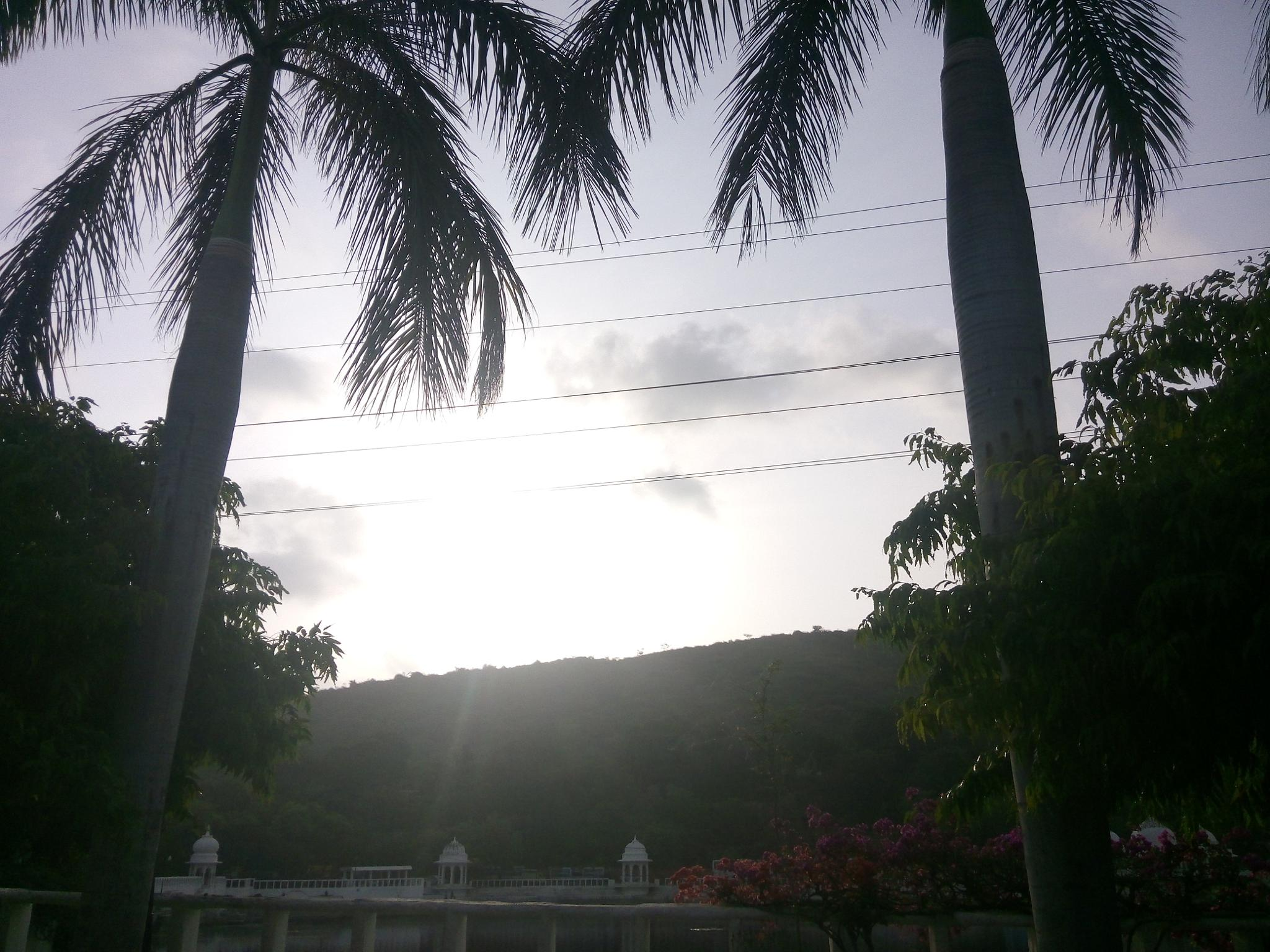 Sun rise by Saurabh Jain