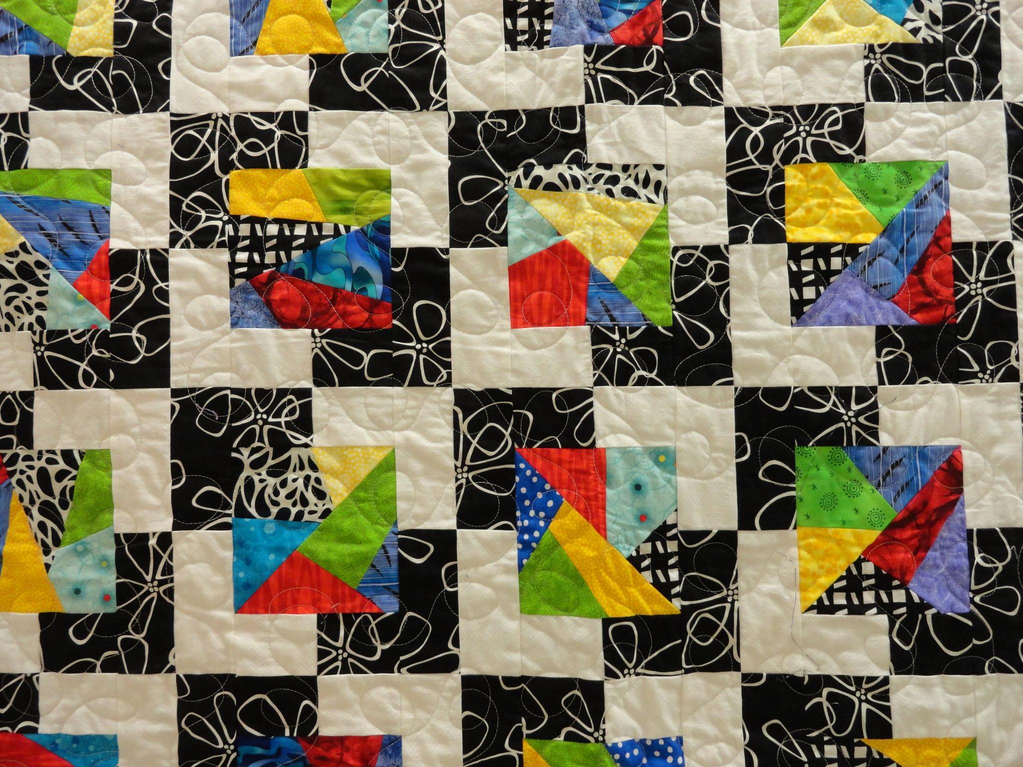 Quilt #15 by Rosalie H Mazure