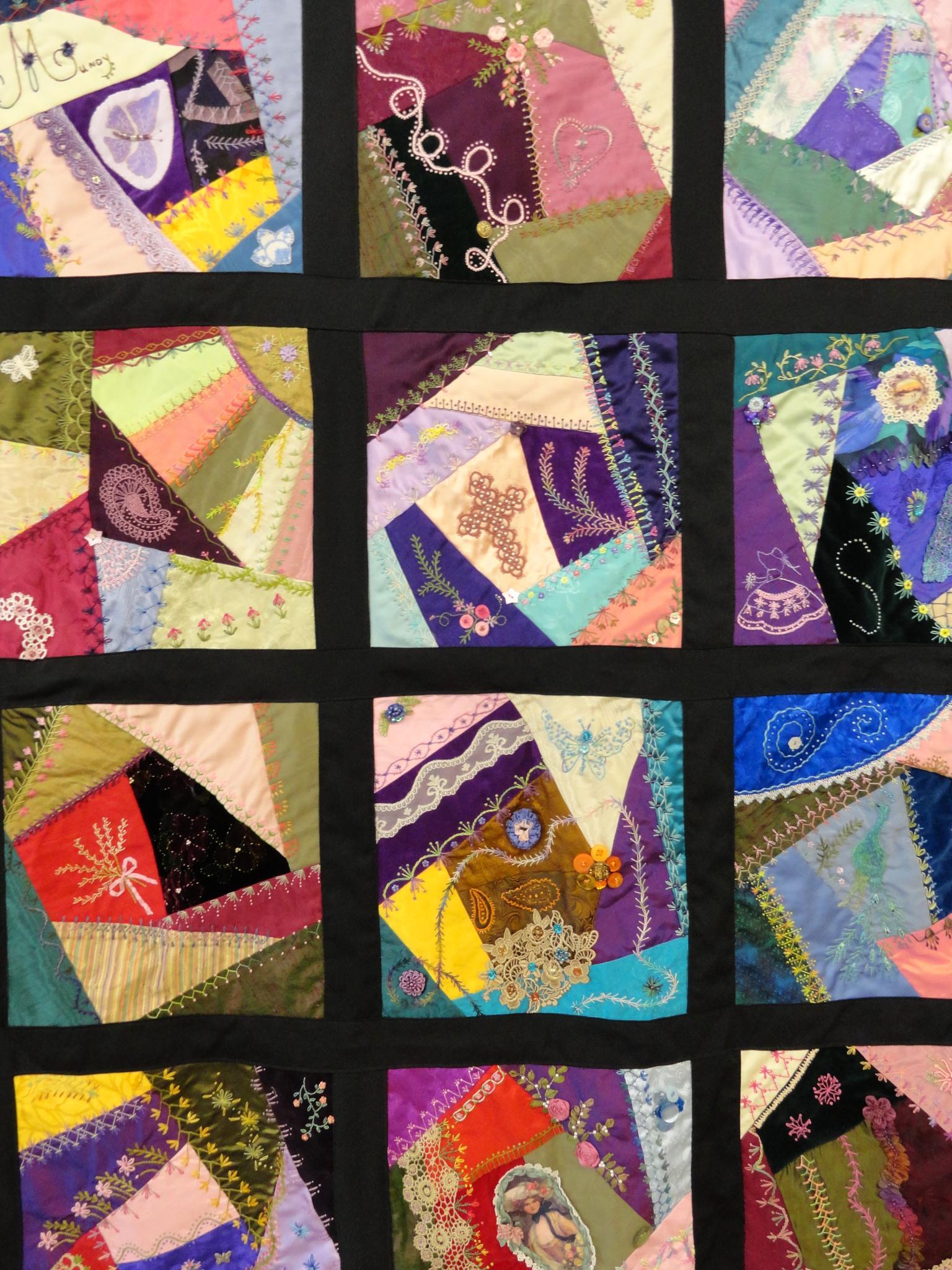 Quilt #10 by Rosalie H Mazure