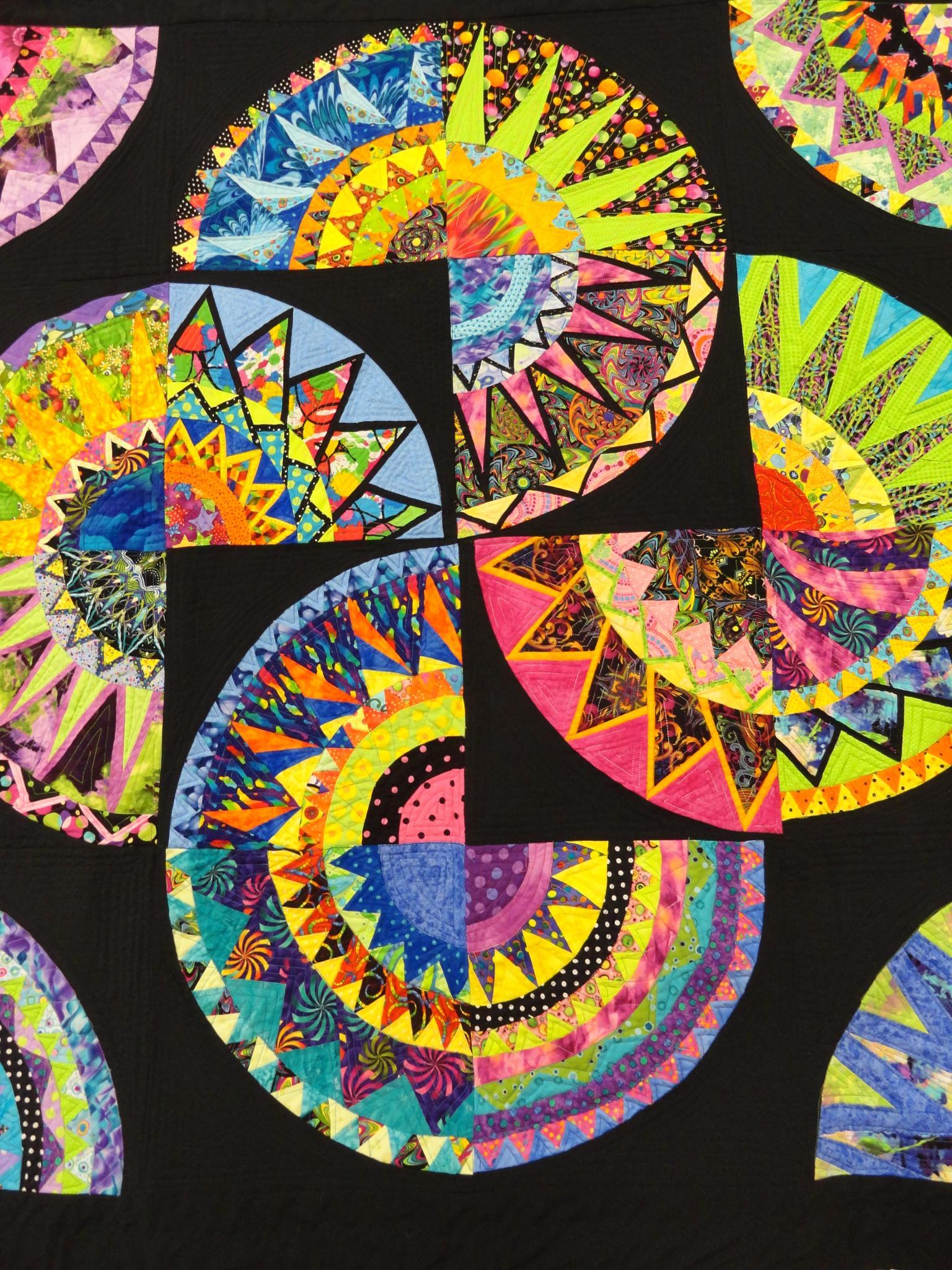 Quilt #4 by Rosalie H Mazure