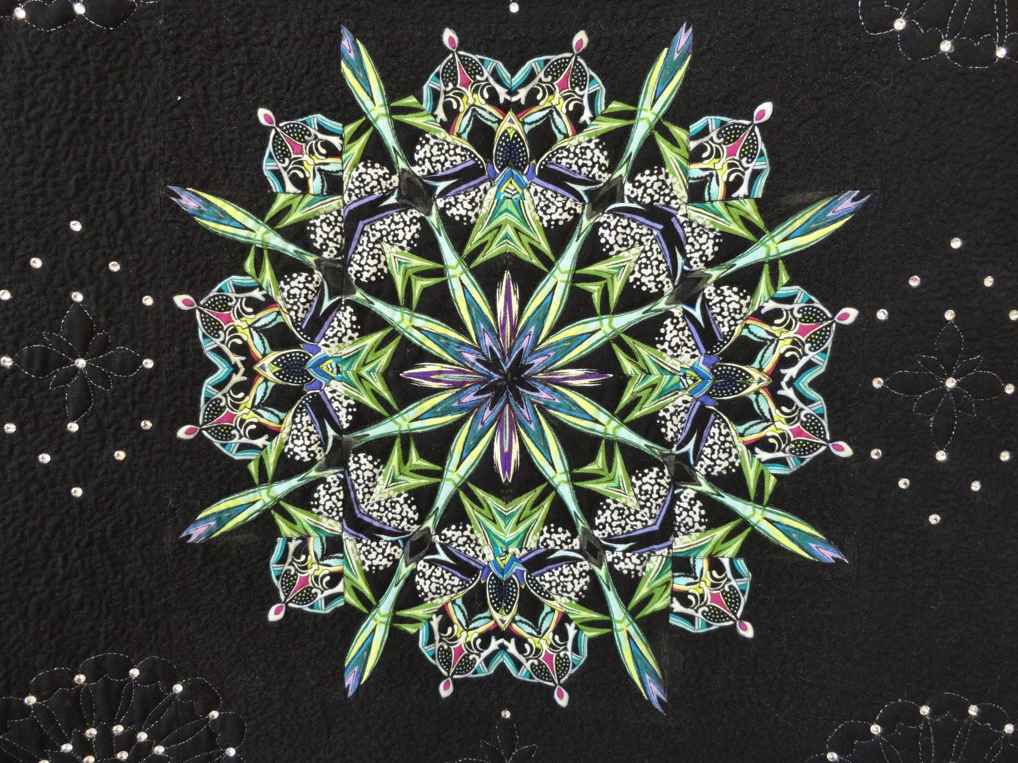 Quilt #2.1 by Rosalie H Mazure