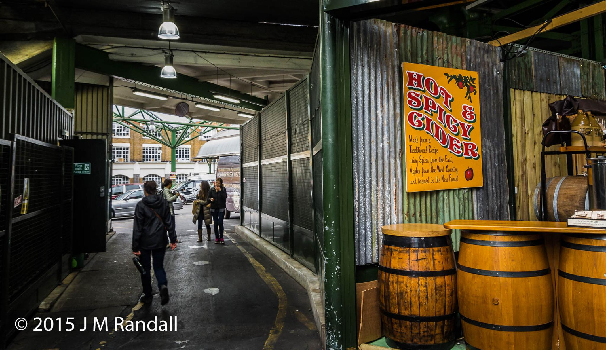 Photo in Urban #cider #borough market #london