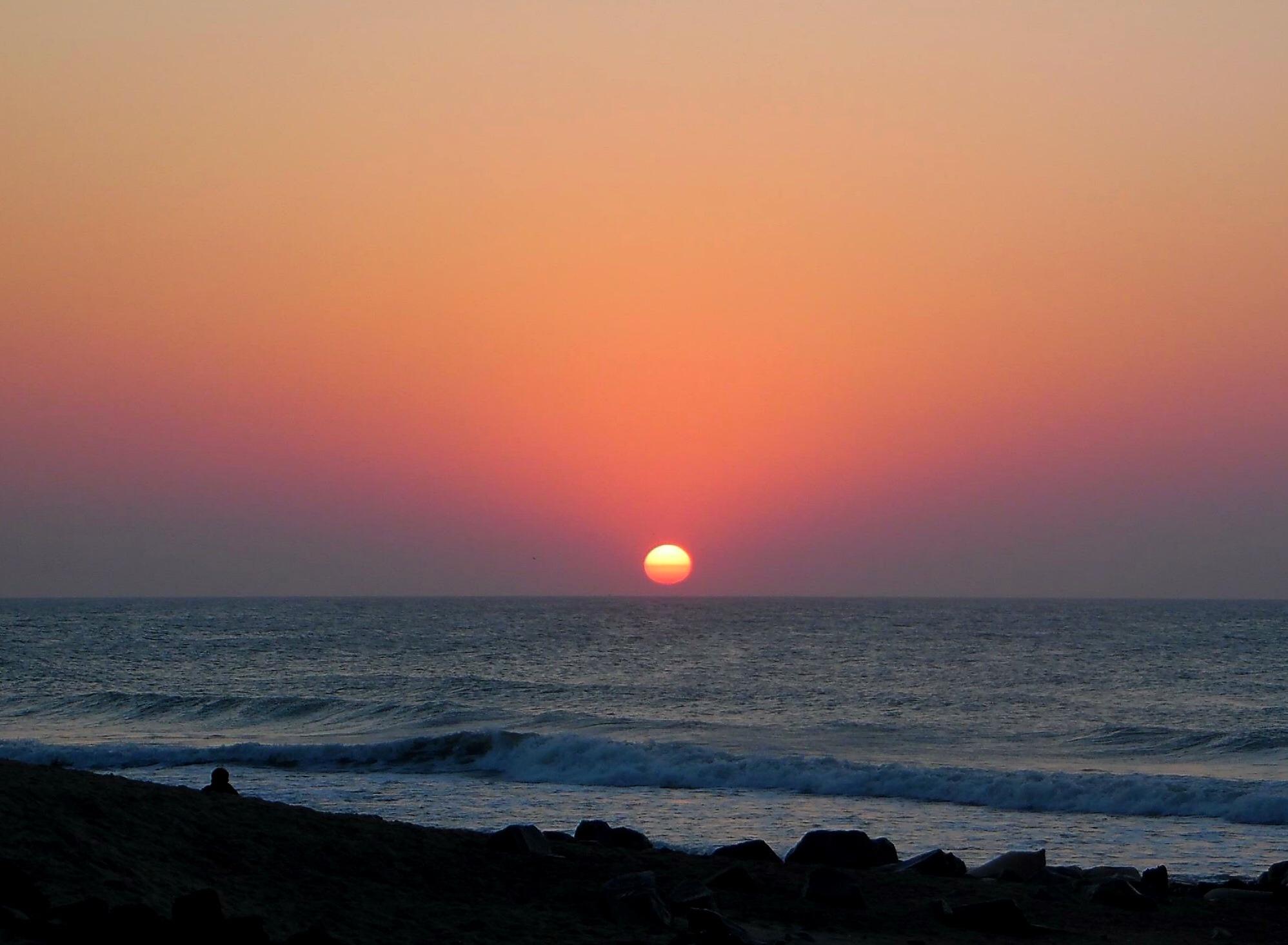 Sunset NC by Dana Garrison