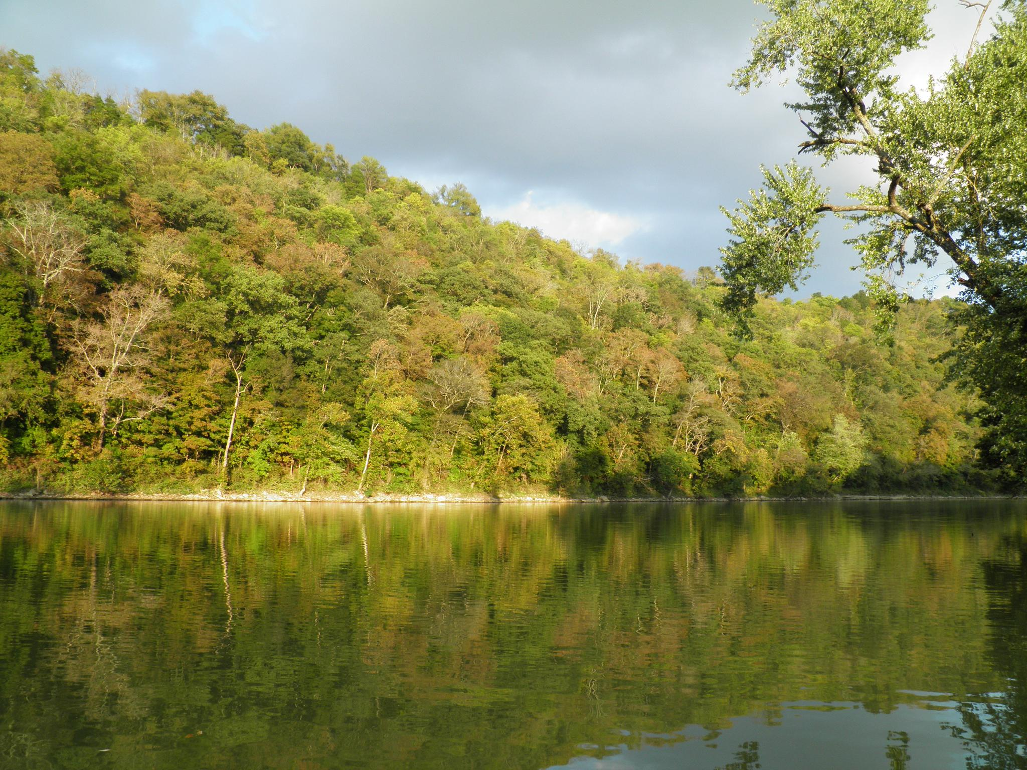Ky River by Paula Walters