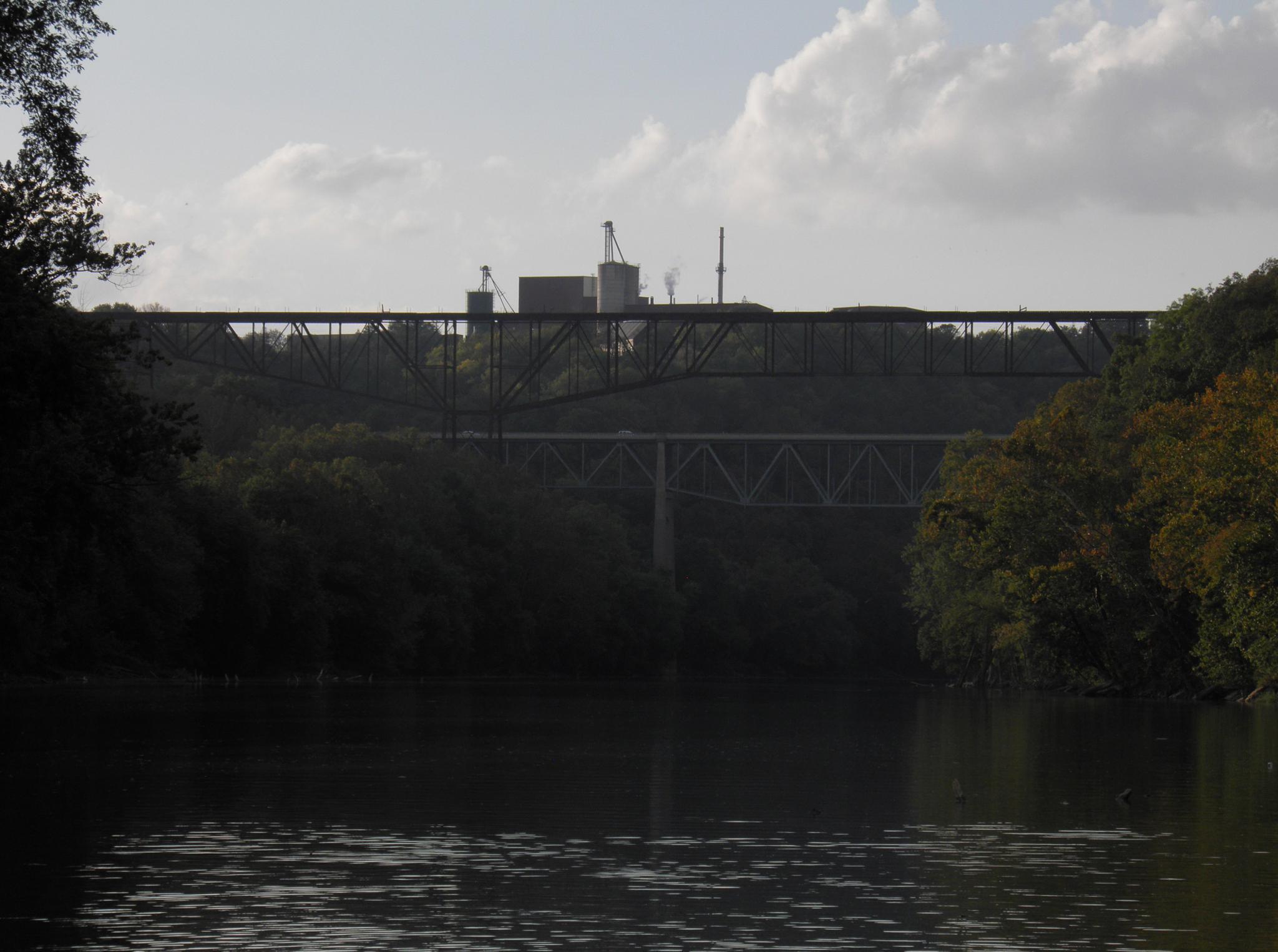Tyron Bridge by Paula Walters