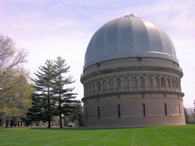 Yerkes Planetarium by Robert Hayes