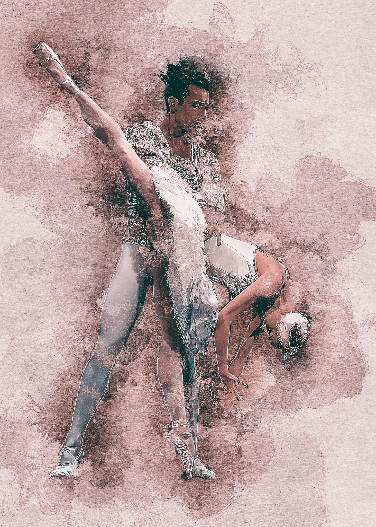 Ballet by Brigitte Werner