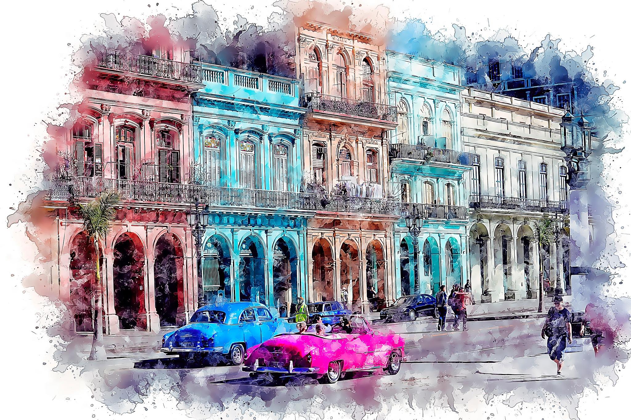 Havana by Art Tower Brigitte Werner