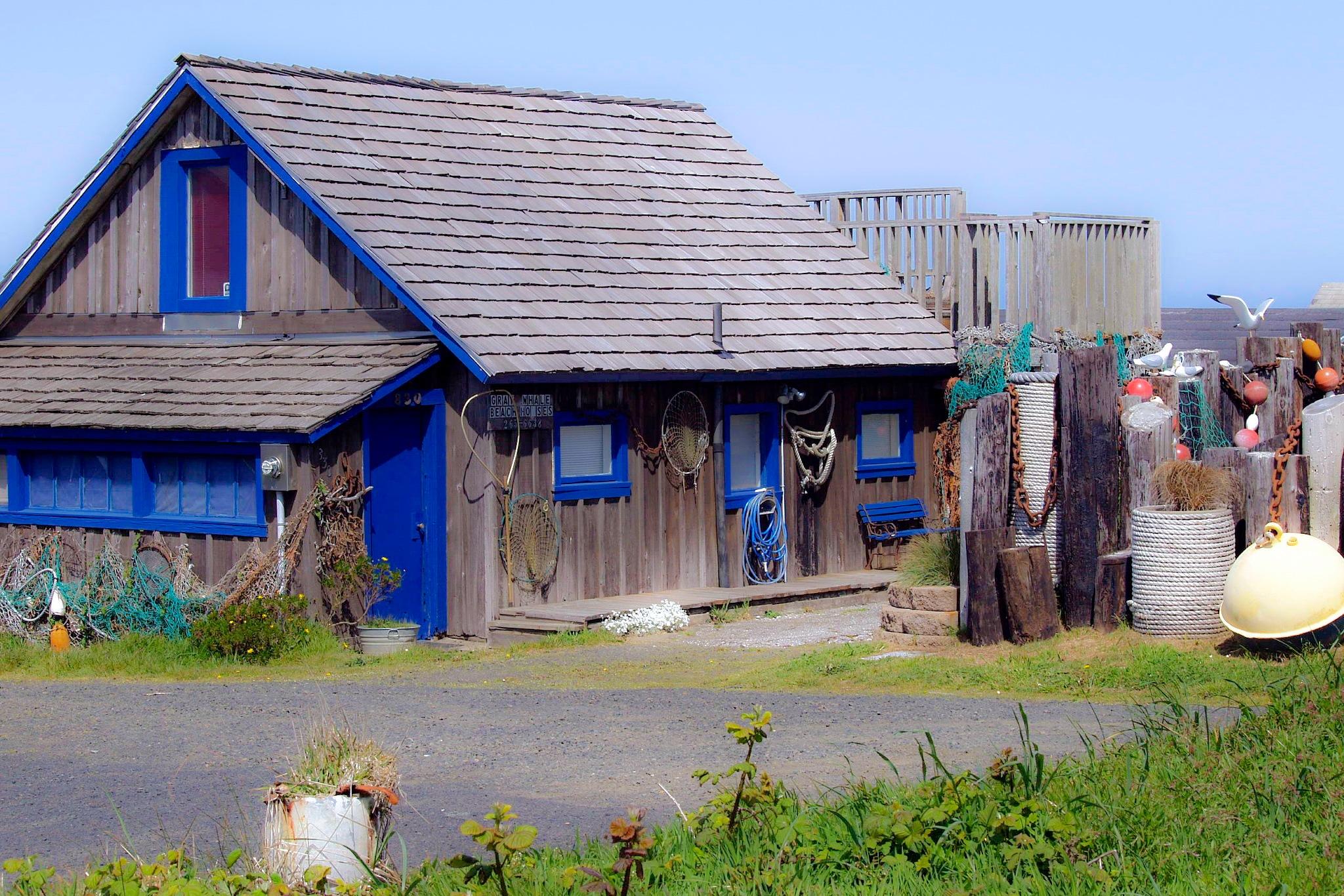 Fisher House by Brigitte Werner