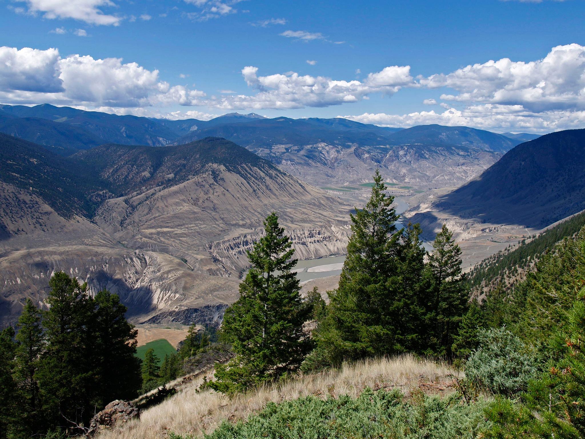 Fraser Valley by Brigitte Werner